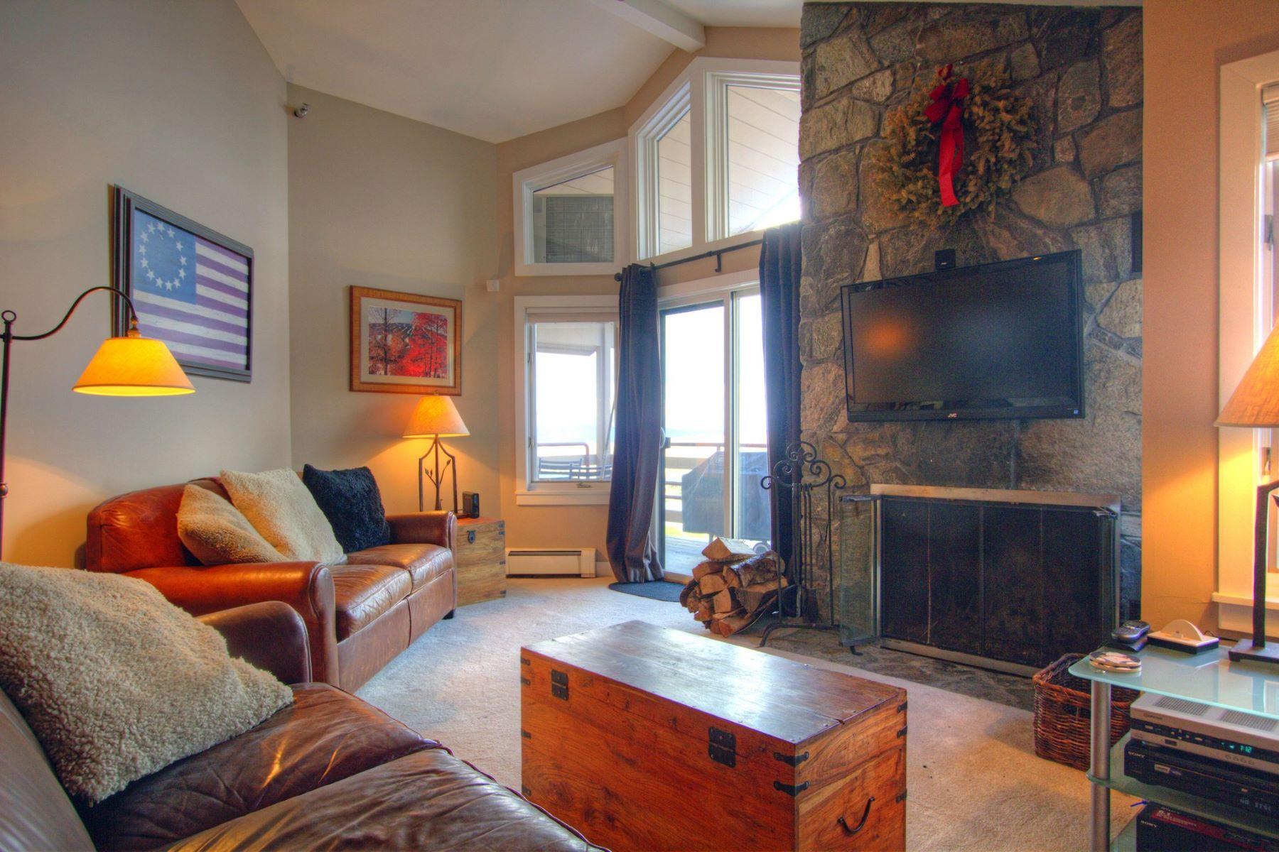 共管式独立产权公寓 为 销售 在 Stratton Resort Ski In/Ski Out 778 Stratton Mountain Access 2303 斯特拉顿, 佛蒙特州, 05155 美国