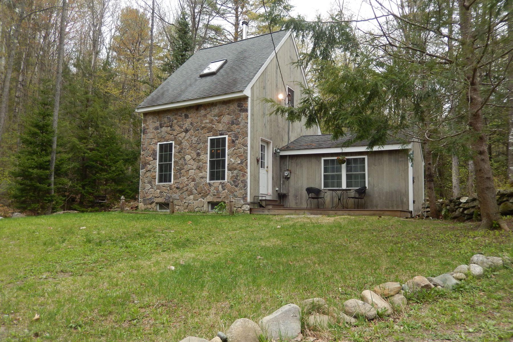 一戸建て のために 売買 アット 119 Quintown Rd, Orford Orford, ニューハンプシャー, 03777 アメリカ合衆国
