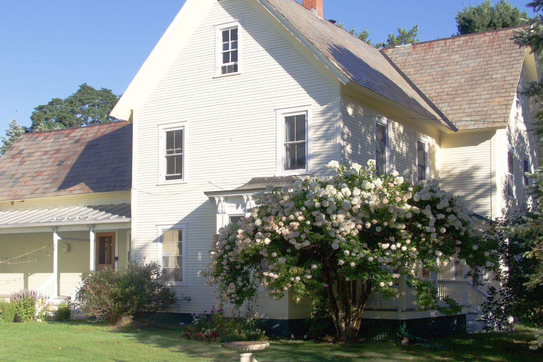 Vivienda unifamiliar por un Venta en 39 Quaker Street, Lincoln Lincoln, Vermont, 05443 Estados Unidos