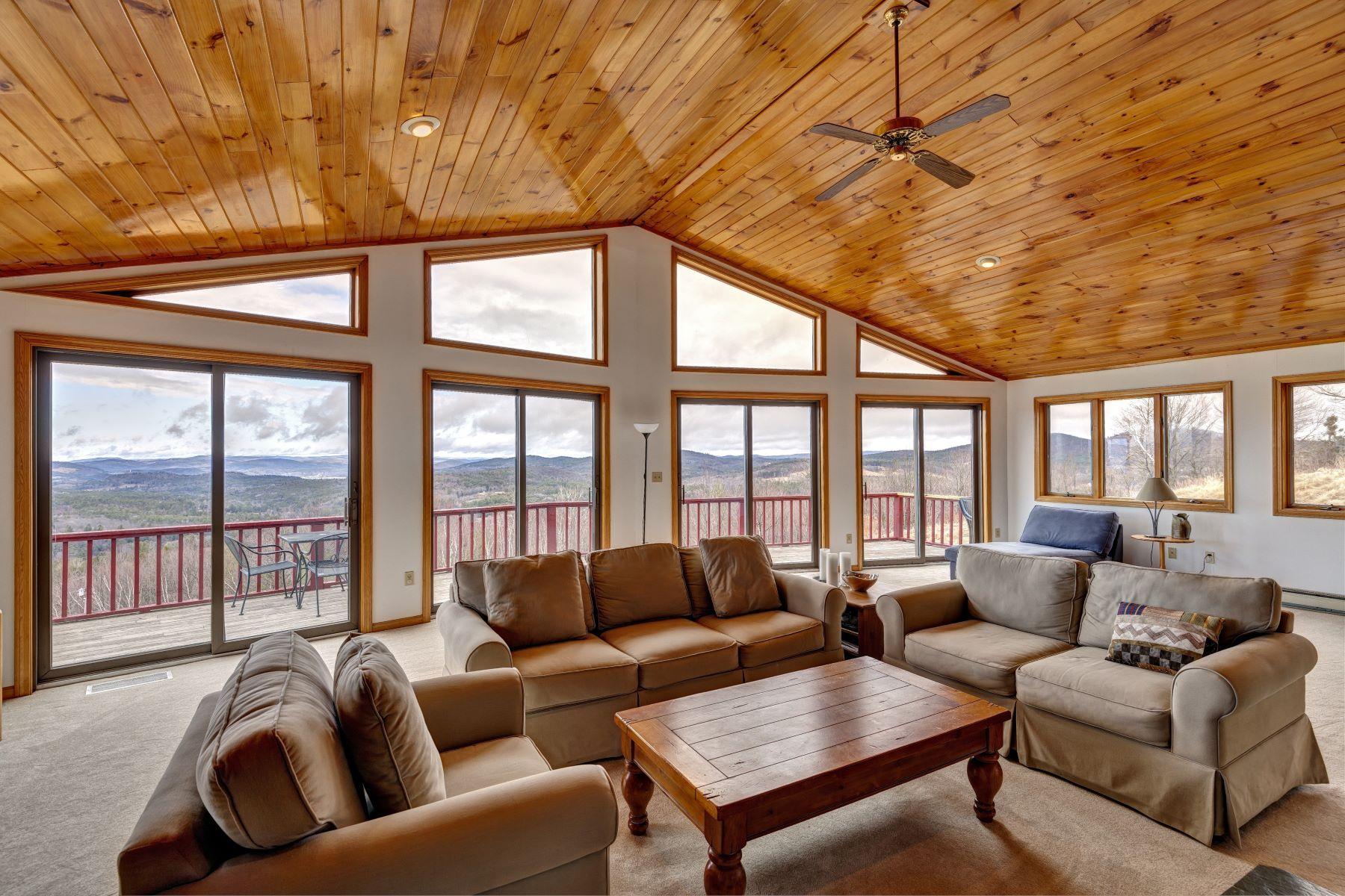 一戸建て のために 売買 アット Spectacular views, private location 238 Ladieu Plainfield, ニューハンプシャー, 03781 アメリカ合衆国