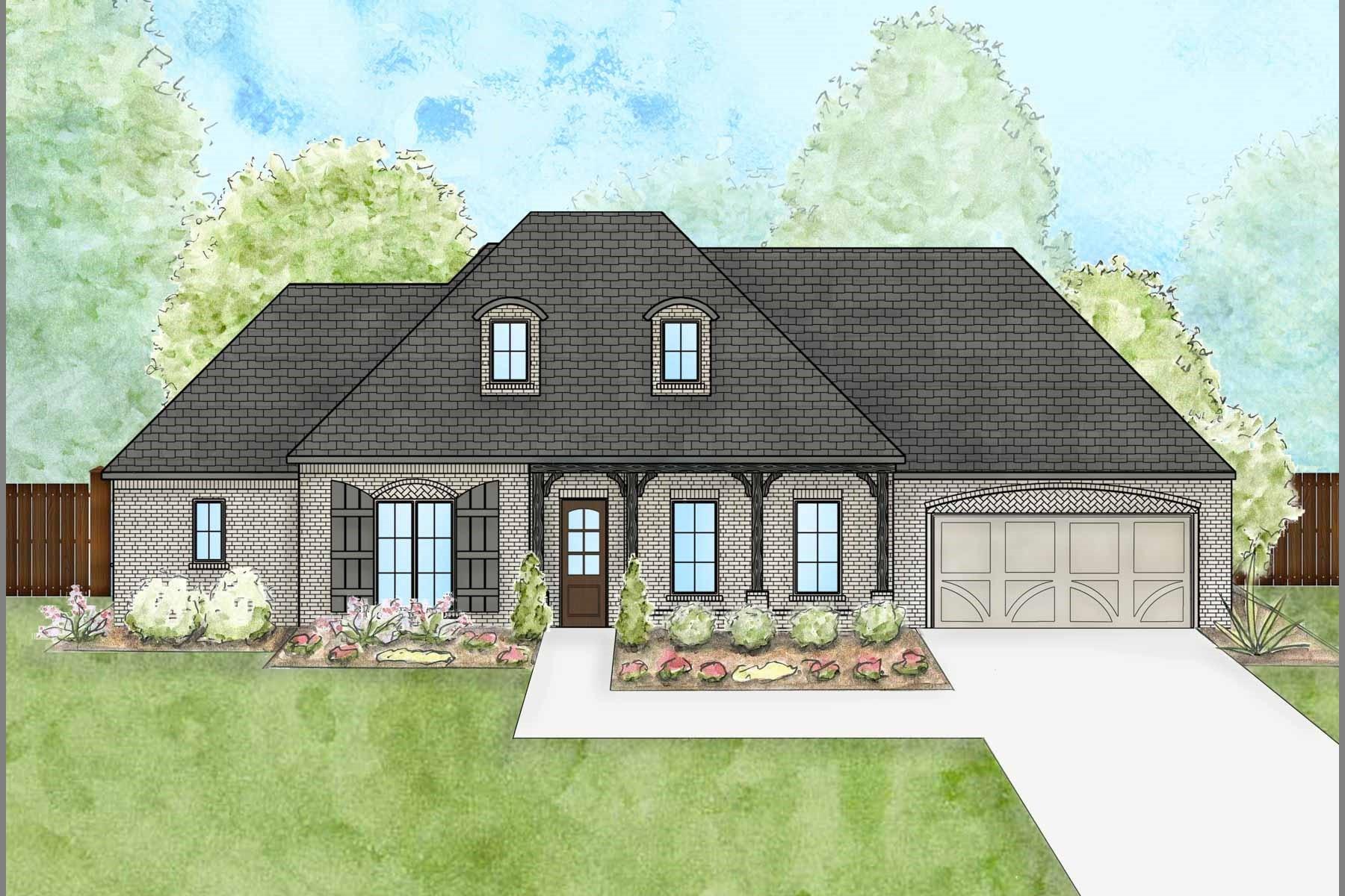 Single Family Home for Sale at La Cantera at Team Ranch Traditional 5300 Pradera Ct Benbrook, Texas, 76126 United States