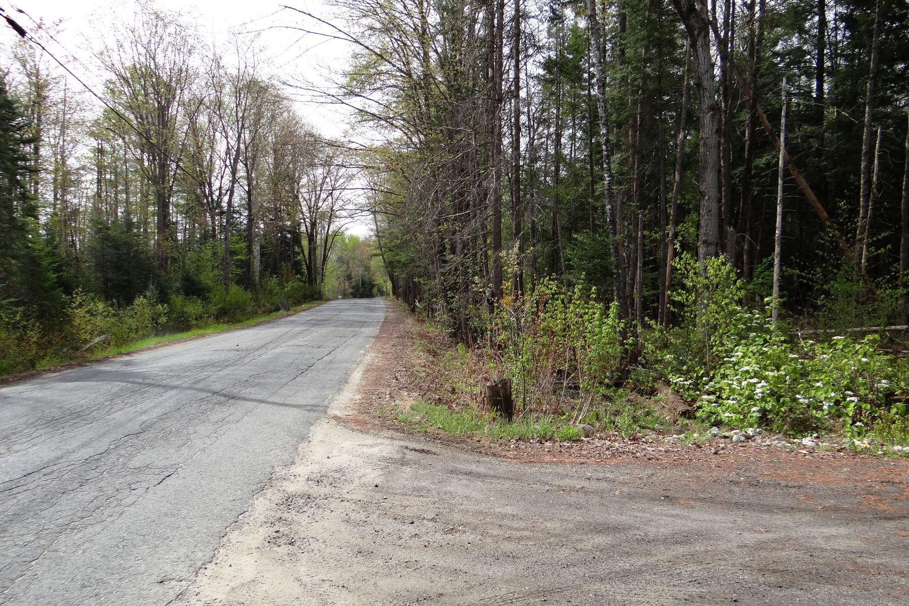 Land for Sale at Near skiing, fishing, lake Grafton Turnpike Rd Canaan, New Hampshire 03741 United States