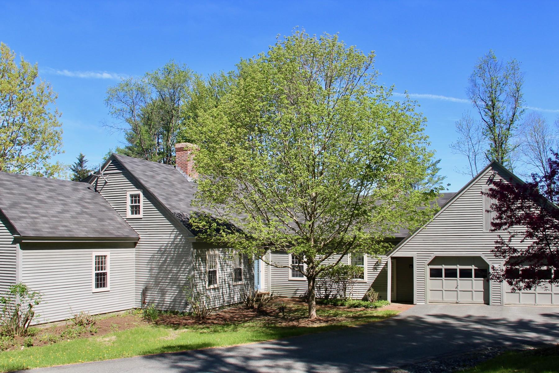 Tek Ailelik Ev için Satış at 1 Crestwood Lane, Hanover 1 Crestwood Ln Hanover, New Hampshire, 03755 Amerika Birleşik Devletleri