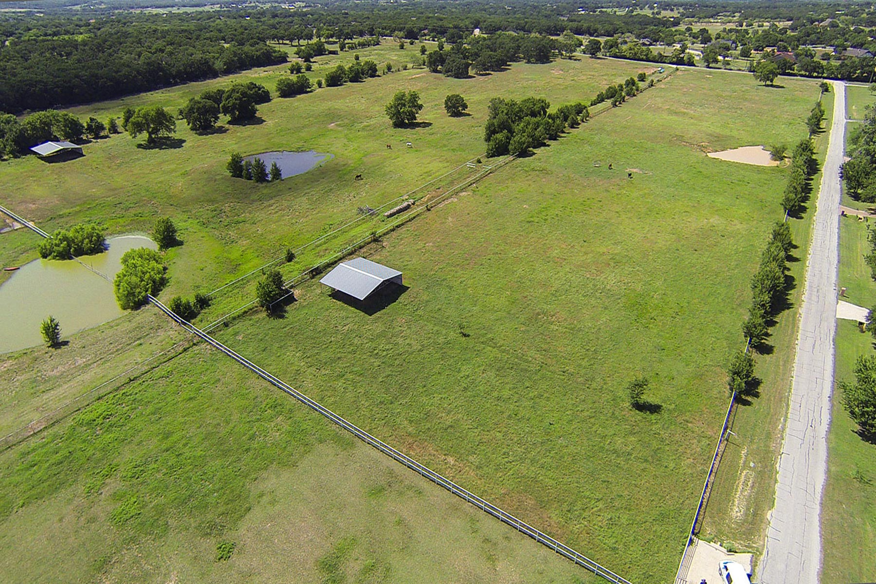 Land for Sale at Pristine 2 Acre Lot 1060 Rockgate Rd S Bartonville, Texas, 76226 United States