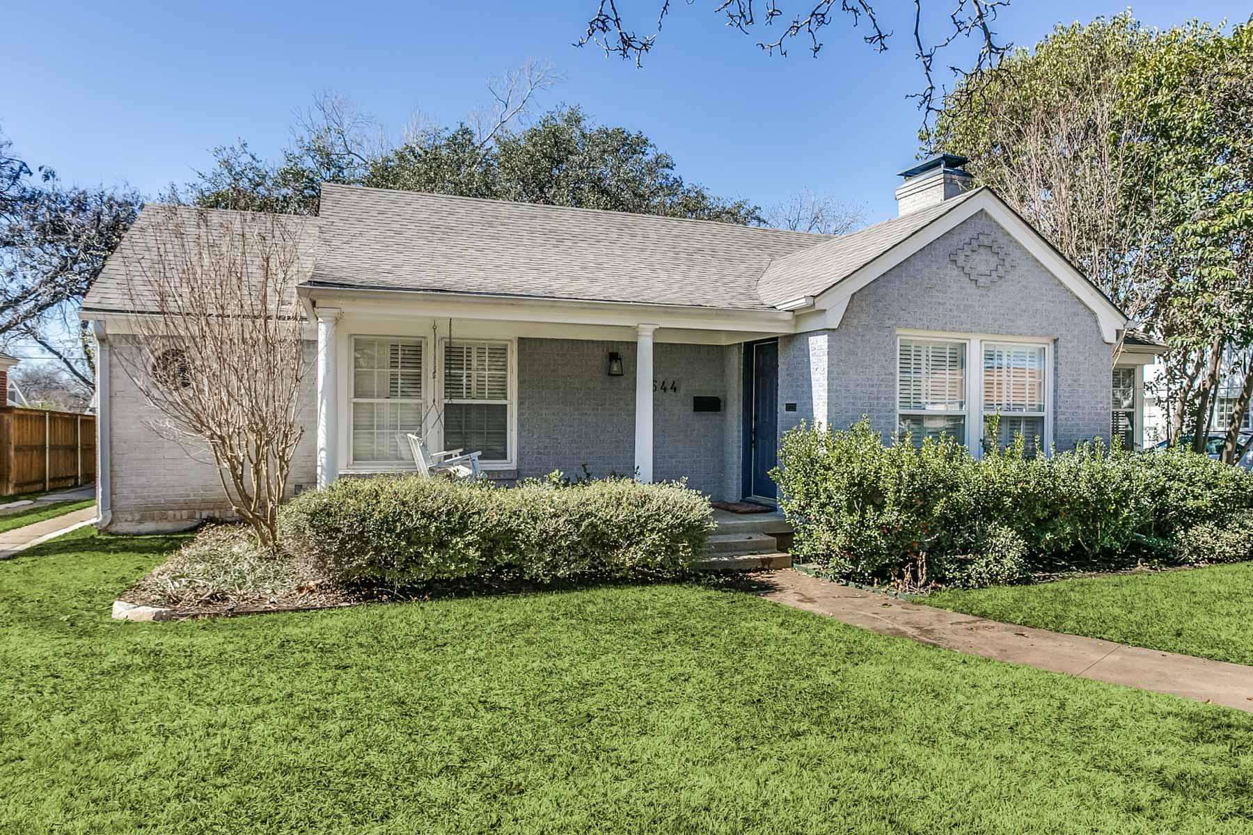 Villa per Vendita alle ore Charming Updated Traditional Near TCU 3544 Harwen Terr Fort Worth, Texas, 76109 Stati Uniti