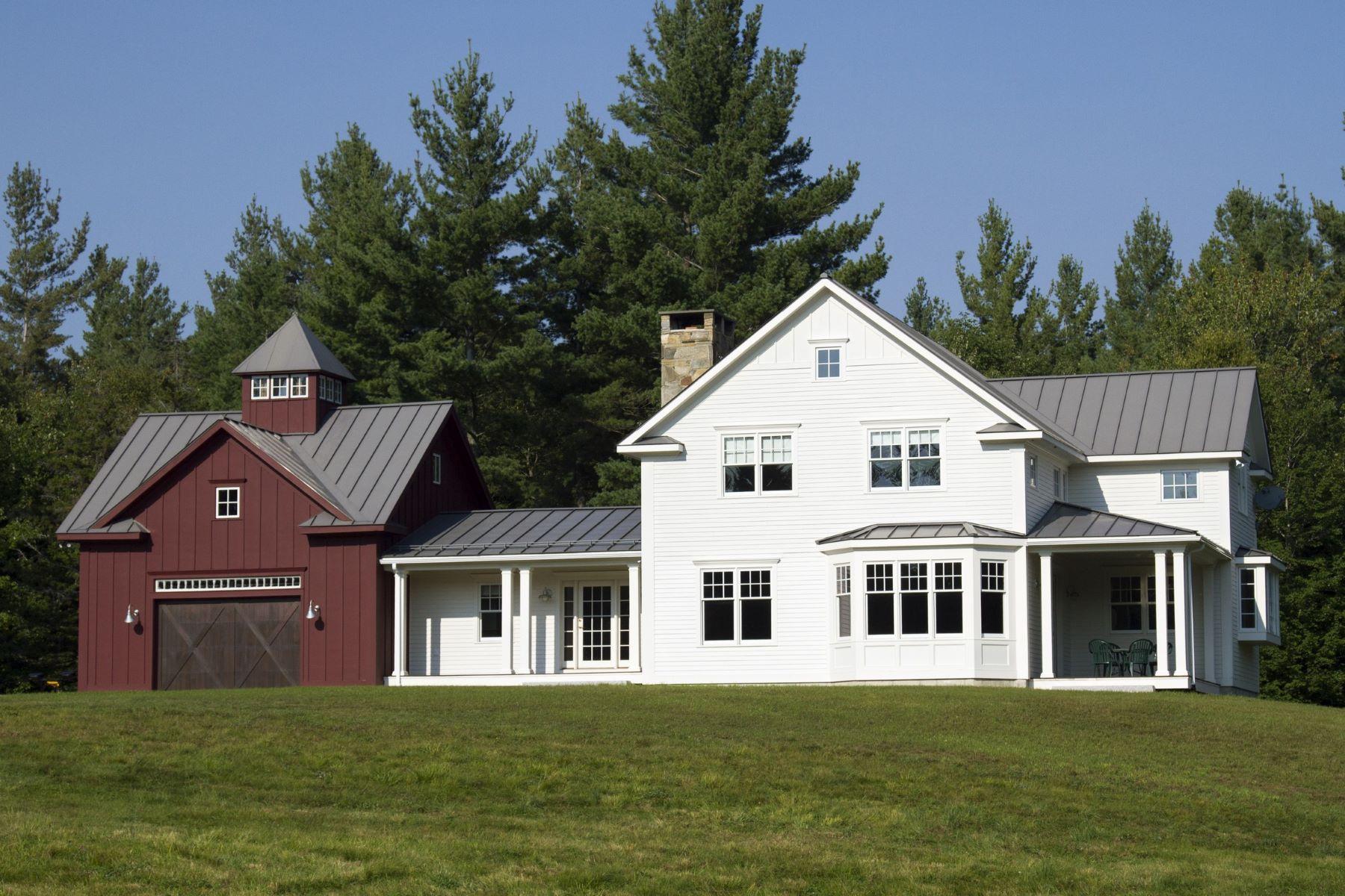 Maison unifamiliale pour l Vente à 1233 West Jamaica Road, Jamaica 1233 West Jamaica Rd Jamaica, Vermont, 05343 États-Unis