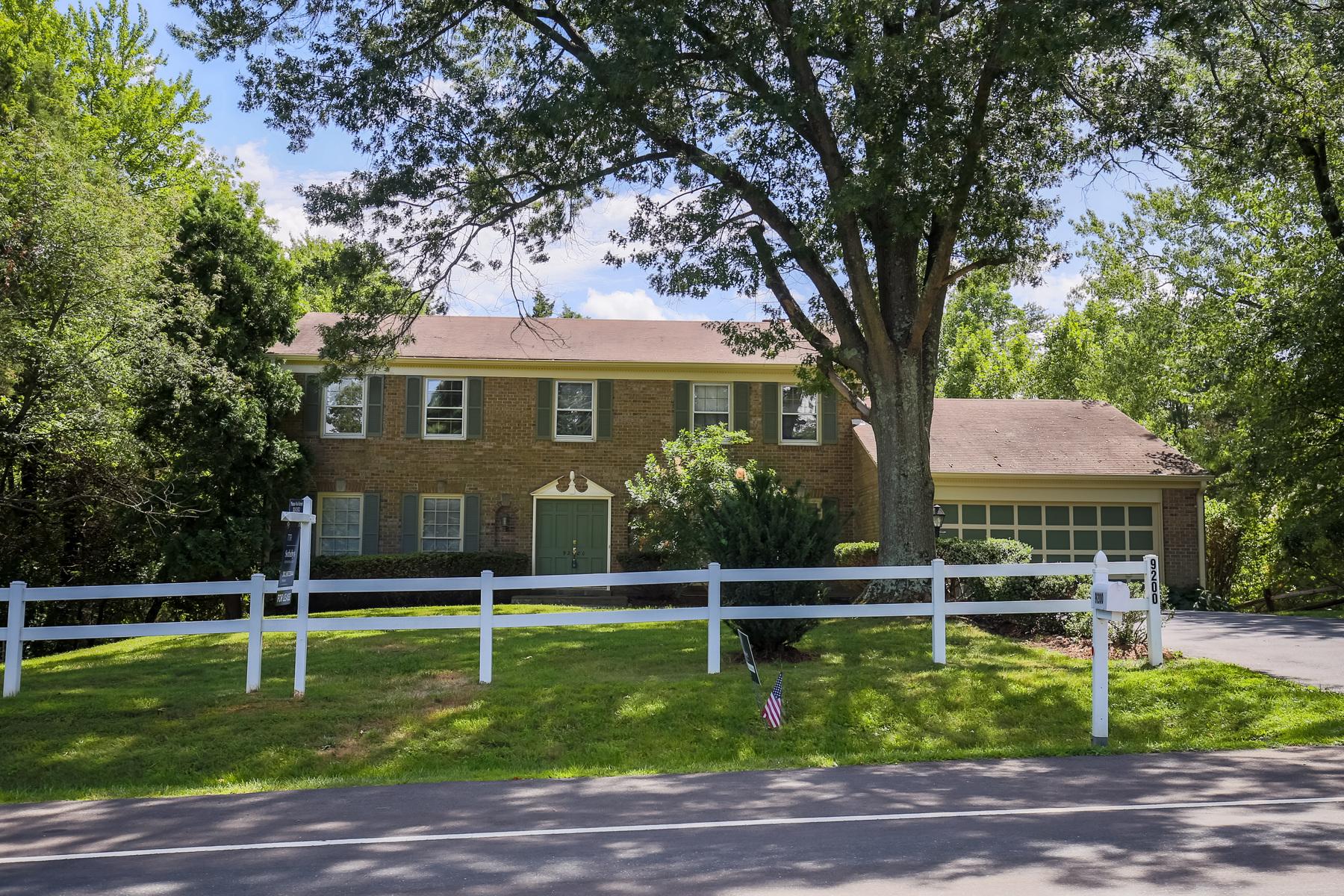 Maison unifamiliale pour l à louer à 9200 Bells Mill Road, Rockville 9200 Bells Mill Rd Rockville, Maryland 20854 États-Unis
