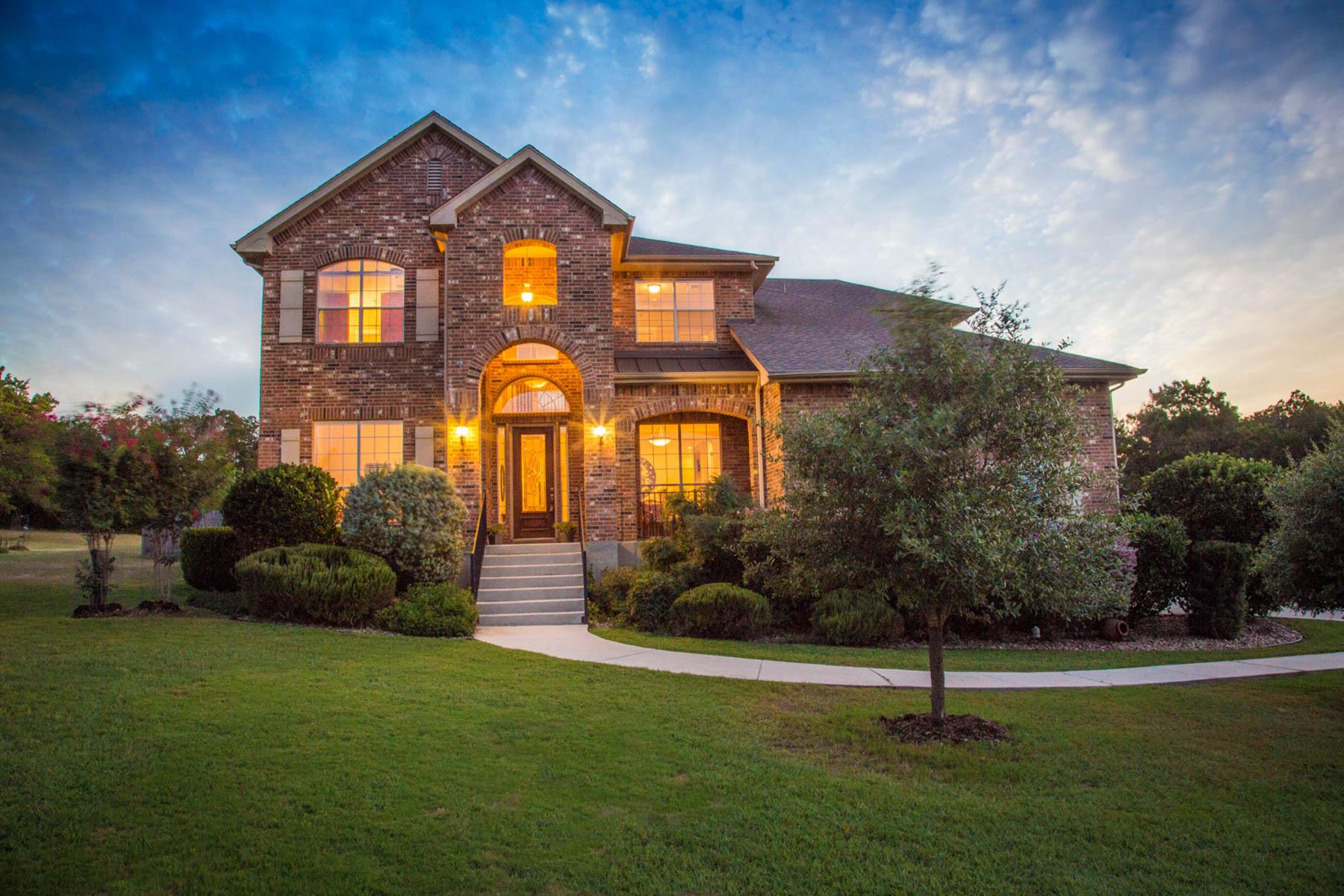 Vivienda unifamiliar por un Venta en The Enclave at Mission Hills Ranch 958 Santa Cruz New Braunfels, Texas 78132 Estados Unidos
