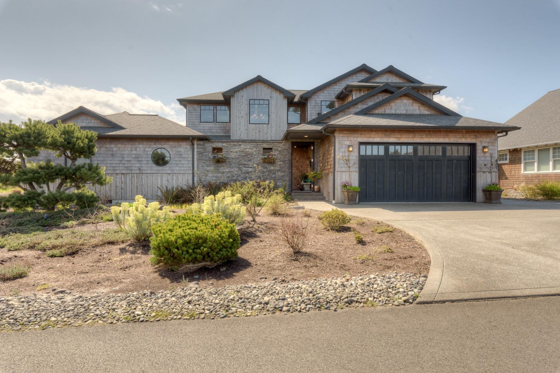 Nhà ở một gia đình vì Bán tại 487 Lanthorn LN, GEARHART, OR Seaside, Oregon, 97138 Hoa Kỳ