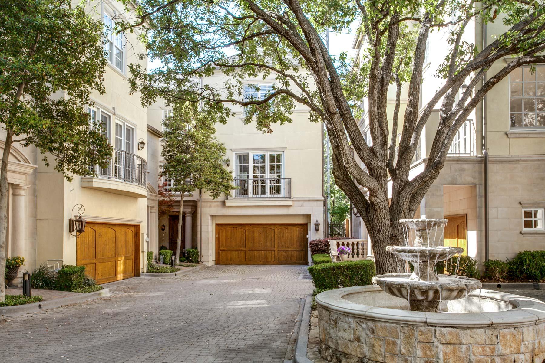 단독 가정 주택 용 매매 에 3372 Blackburn St, Dallas Dallas, 텍사스, 75204 미국