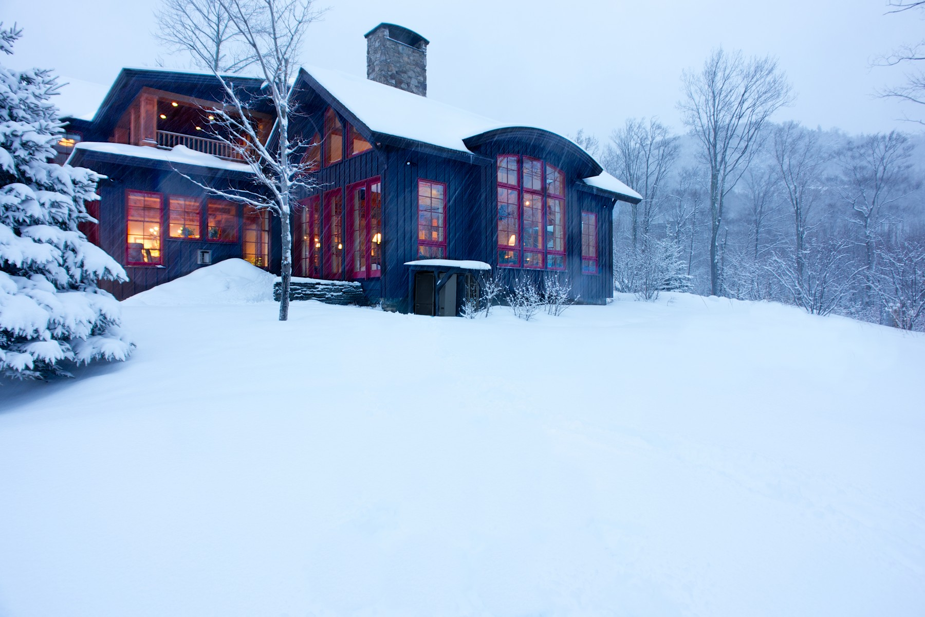 Single Family Home for Sale at 353 Big Spruce, Stowe Stowe, Vermont, 05672 United States