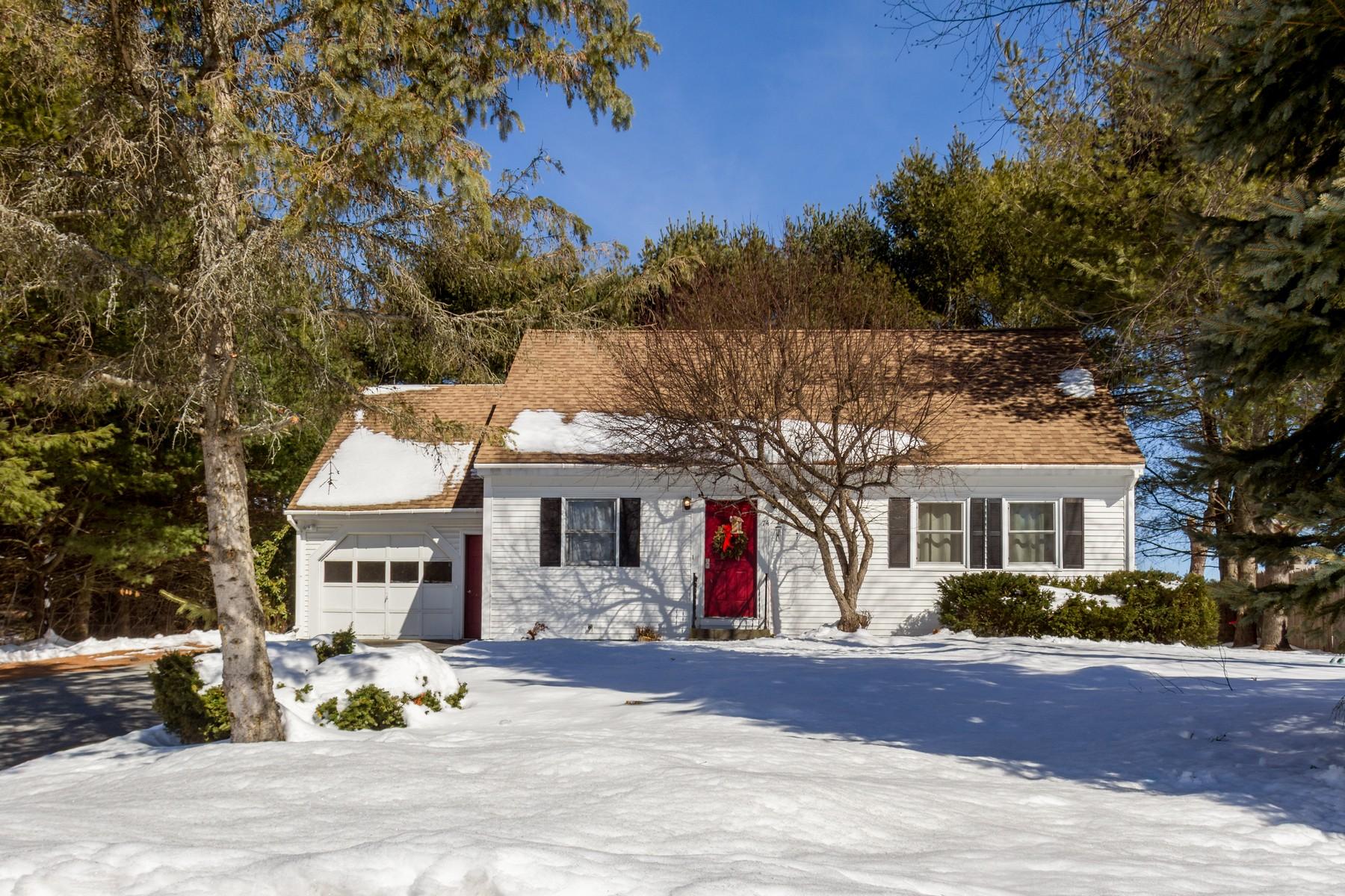 Single Family Home for Sale at 74 Winona Circle, Lebanon Lebanon, New Hampshire, 03766 United States