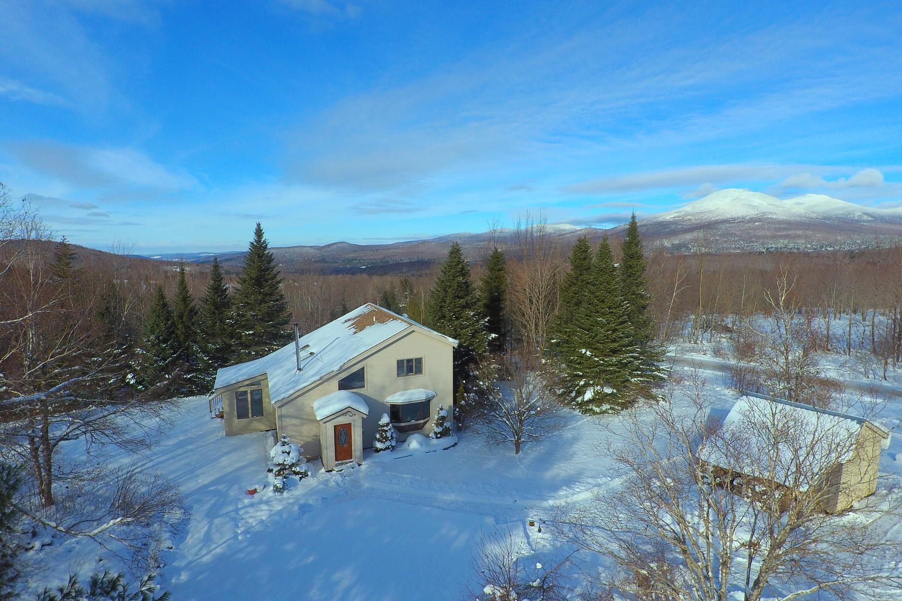 Casa Unifamiliar por un Venta en Hazen's Notch Road 3084 Hazen's Notch Rd Montgomery, Vermont, 05471 Estados Unidos