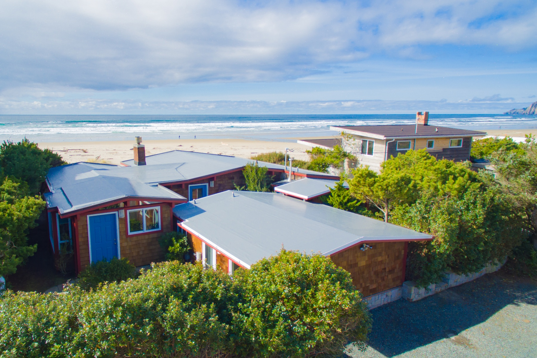 Single Family Home for Sale at 649 BEACH ST, MANZANITA, OR Manzanita, Oregon, 97130 United States