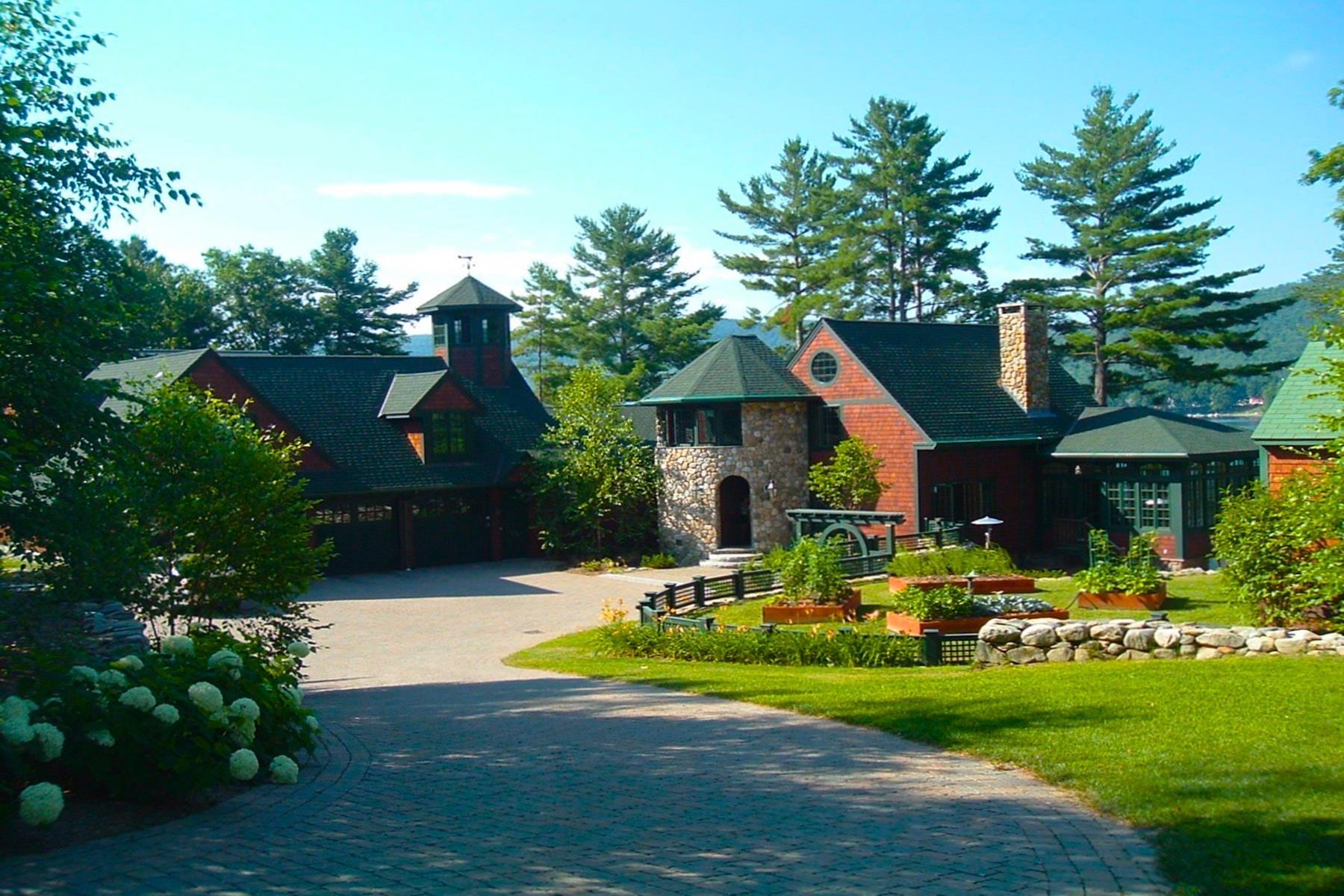 Maison unifamiliale pour l Vente à 60 Goodwin, Enfield Enfield, New Hampshire, 03748 États-Unis