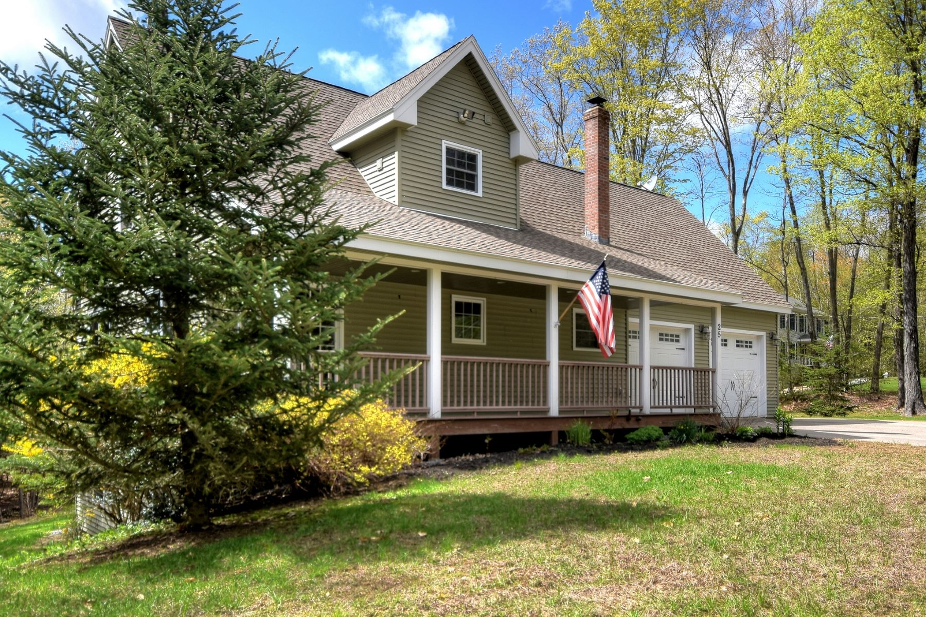 Single Family Home for Sale at 25 Canaan Rd, Gilmanton Gilmanton, New Hampshire, 03237 United States