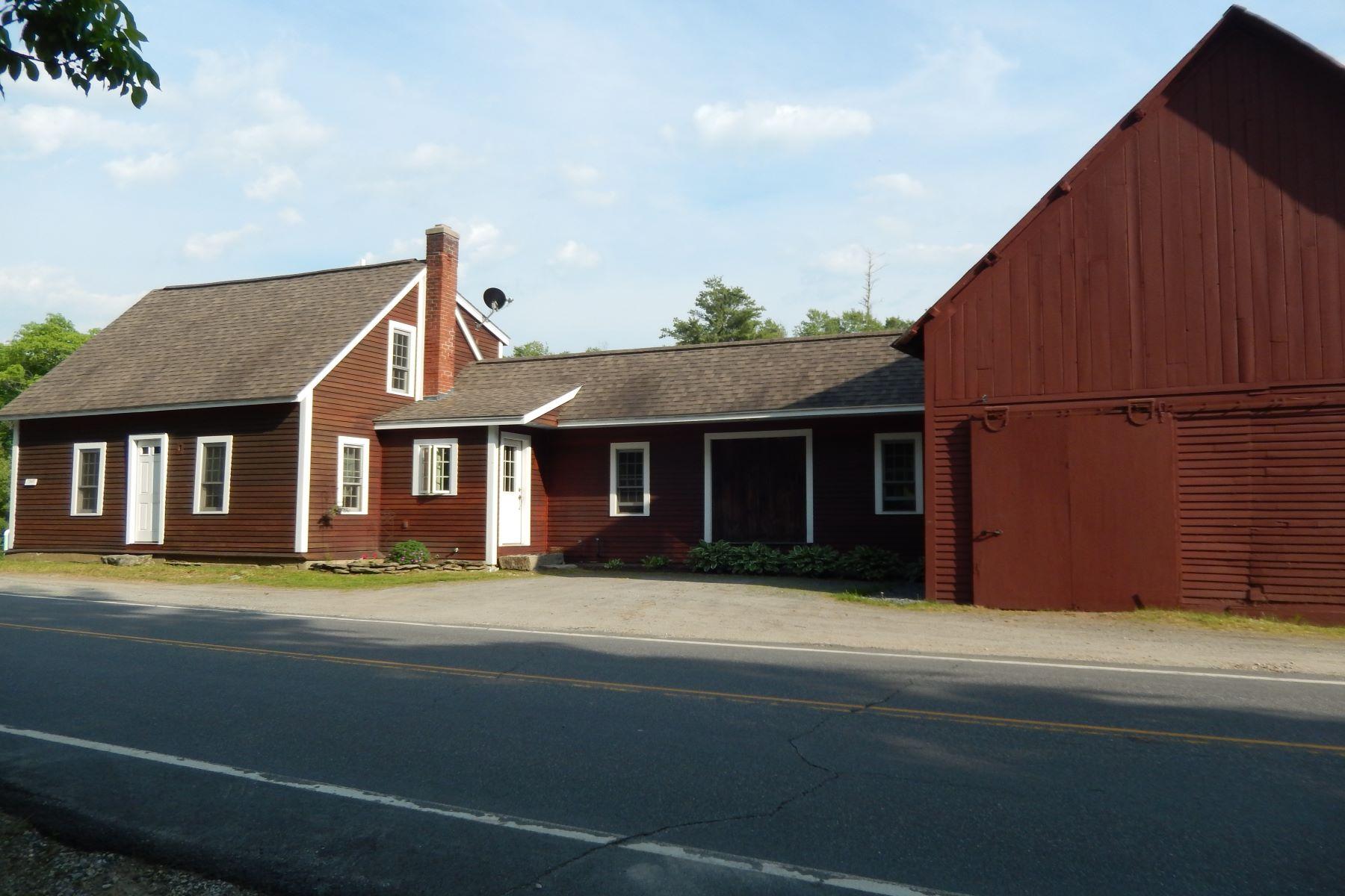 Частный односемейный дом для того Продажа на 348 Route 25 C, Piermont Piermont, Нью-Гэмпшир, 03779 Соединенные Штаты