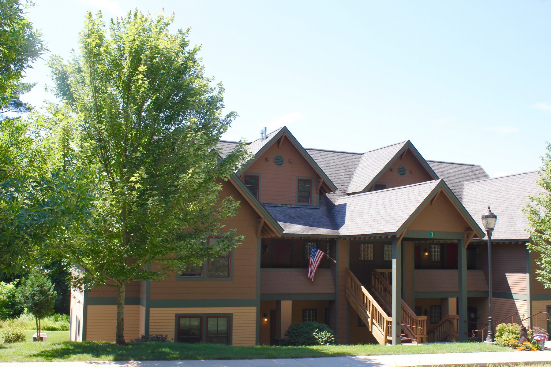 شقة بعمارة للـ Sale في Castle Hill Resort Condominium 74 Spaulding Rd I2 Cavendish, Vermont, 05153 United States