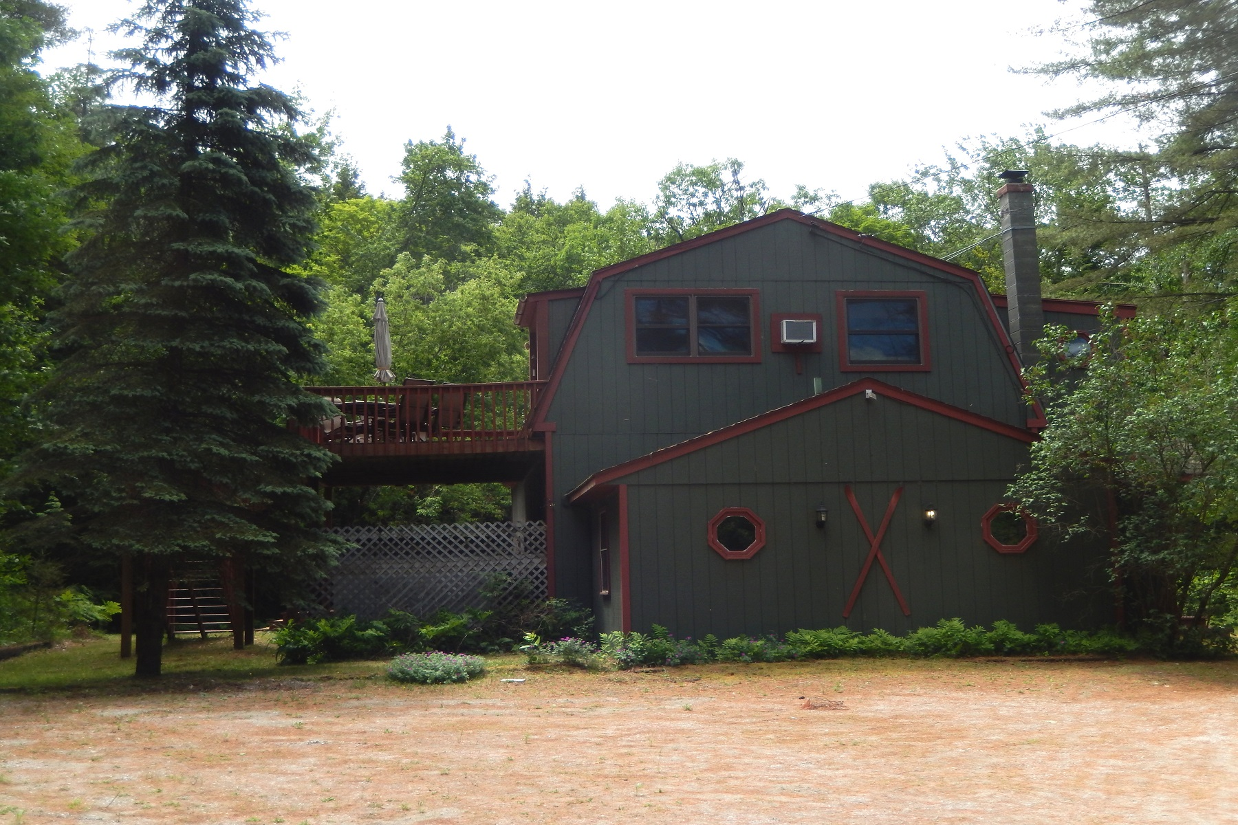 Single Family Home for Sale at Spacious - Affordable - Versatile 1810 Route 103 Cavendish, Vermont, 05142 United States