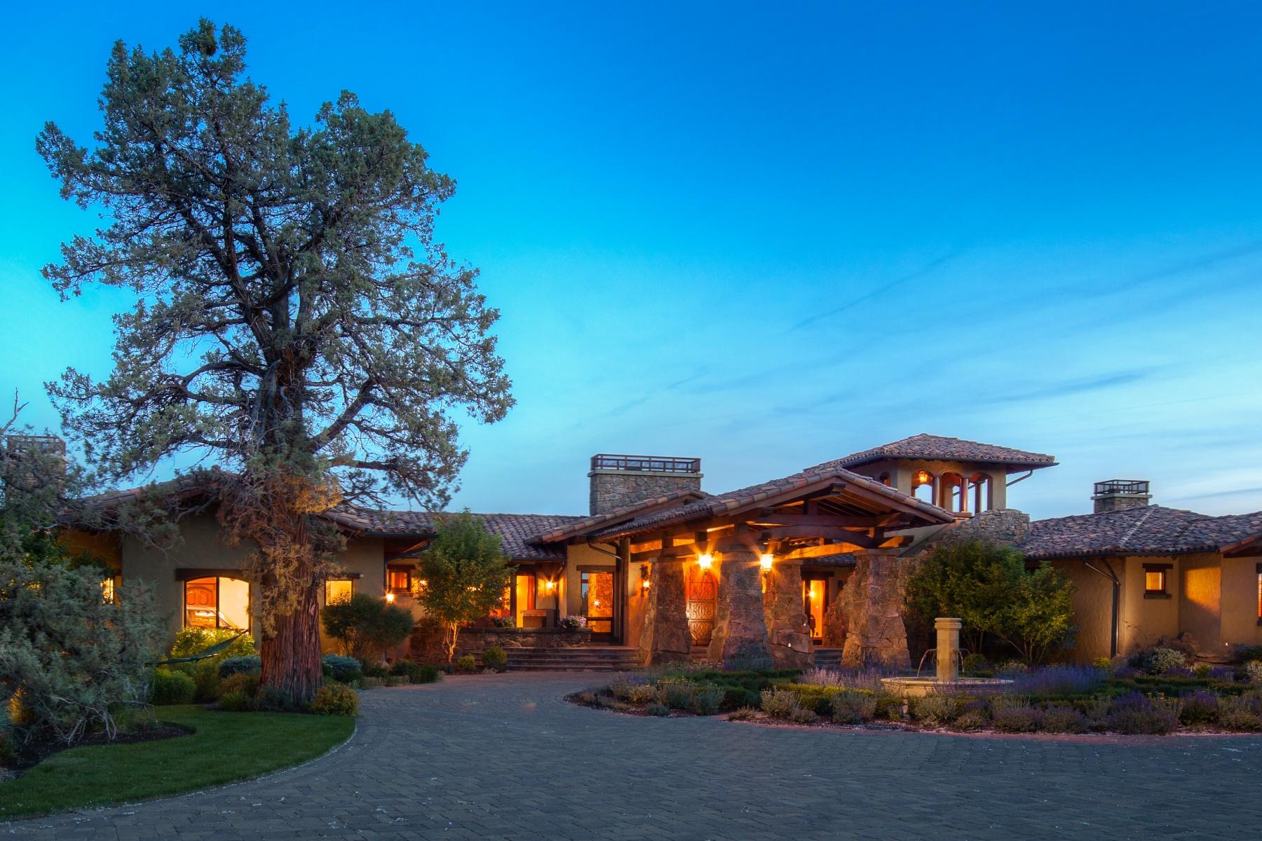Maison unifamiliale pour l Vente à 65701 Wild Horse Trail, BEND 65701 Wild Horse Trl Bend, Oregon, 97703 États-Unis