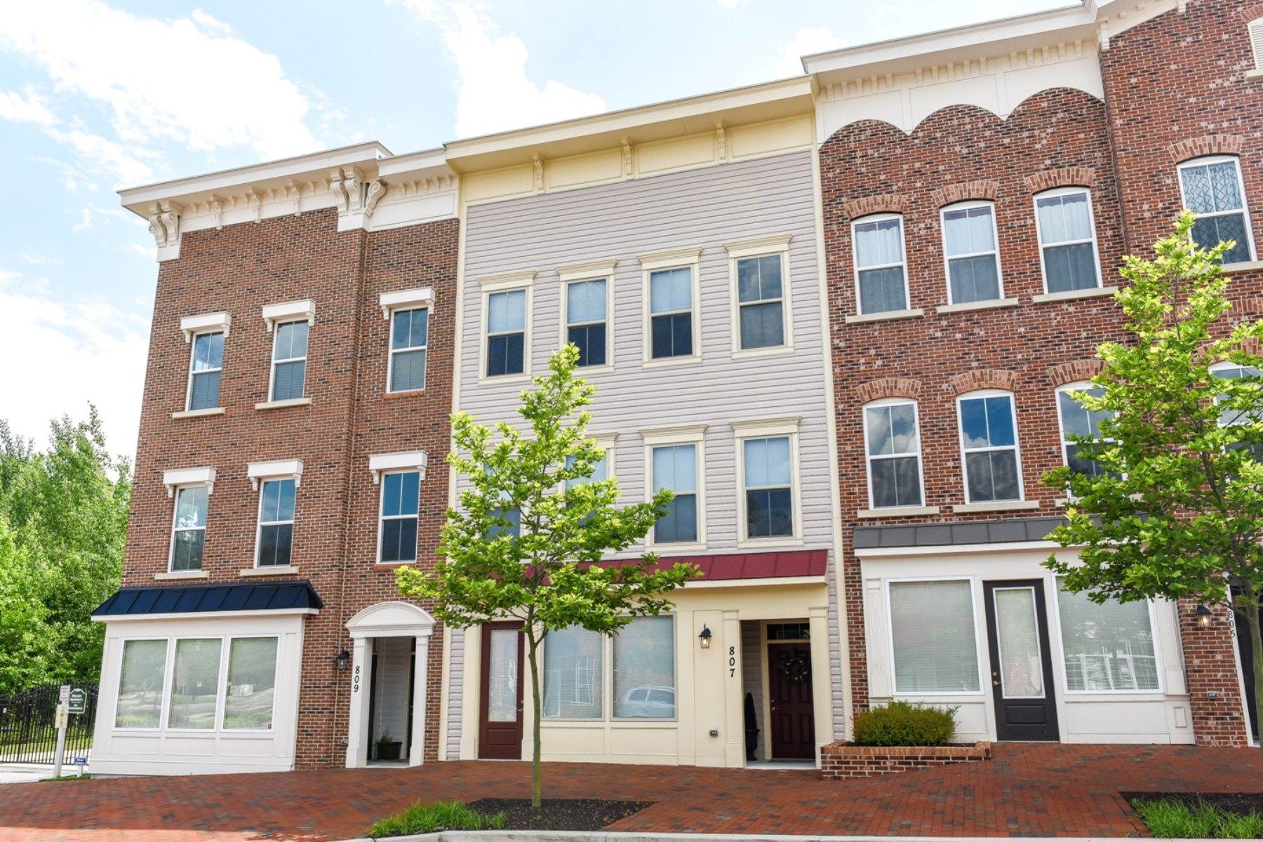 Stadthaus für Verkauf beim 807 Skipper Lane, Annapolis 807 Skipper Ln Annapolis, Maryland, 21401 Vereinigte Staaten