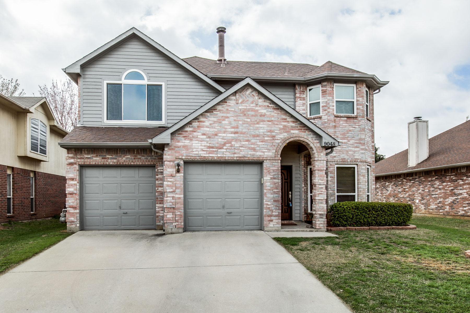 独户住宅 为 销售 在 9048 Elbe Trail, Fort Worth 9048 Elbe Trl 沃斯堡市, 得克萨斯州, 76118 美国