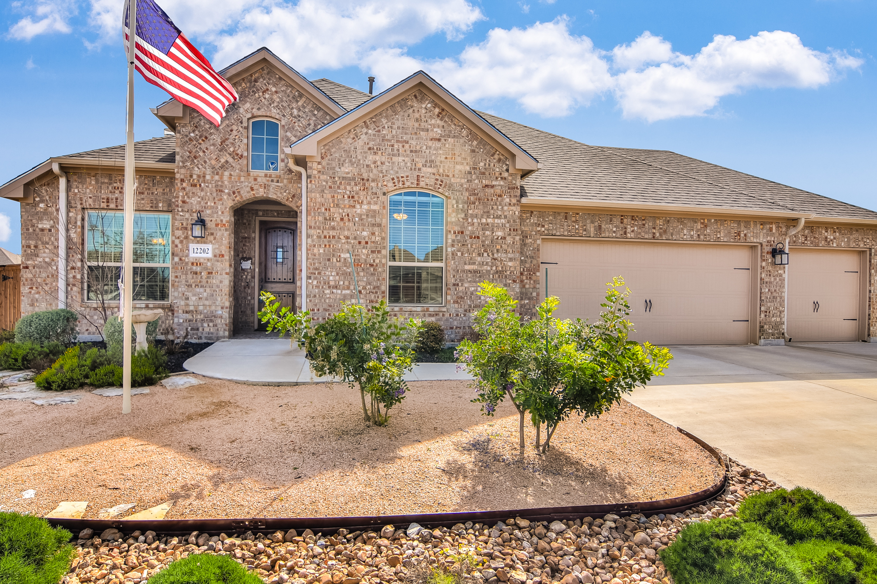 Single Family Home for Sale at Beautiful One-Story Home in Stillwater Ranch 12202 Lost Ranch San Antonio, Texas, 78254 United States