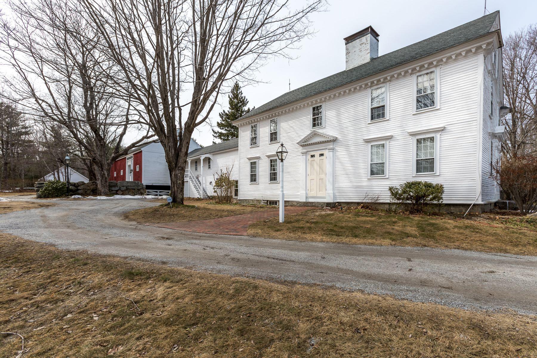 Nhà ở một gia đình vì Bán tại 671 East Deering, Deering Deering, New Hampshire, 03244 Hoa Kỳ