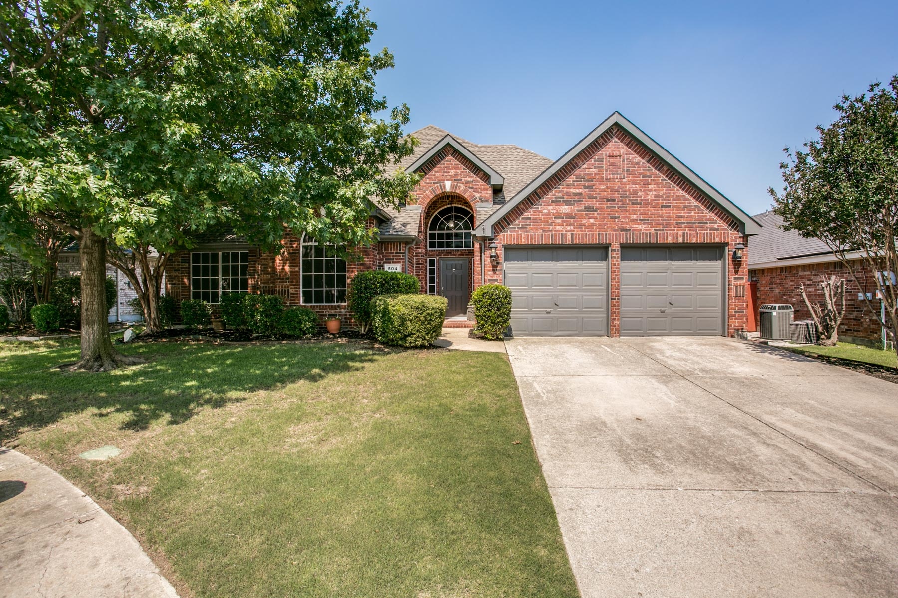 Maison unifamiliale pour l Vente à Fresh and Open Single Story Gem 504 Rookery Ct McKinney, Texas, 75070 États-Unis