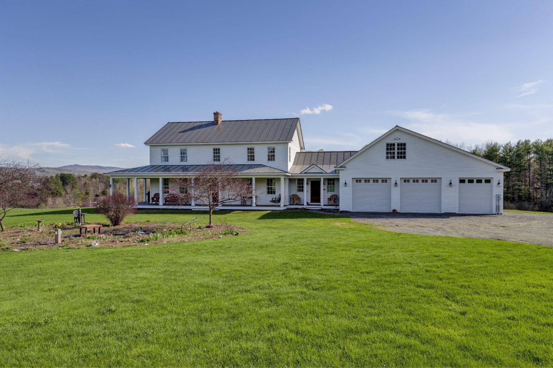Villa per Vendita alle ore 227 Schoolhouse Hill Road, Thetford 227 Schoolhouse Hill Rd Thetford, Vermont, 05075 Stati Uniti