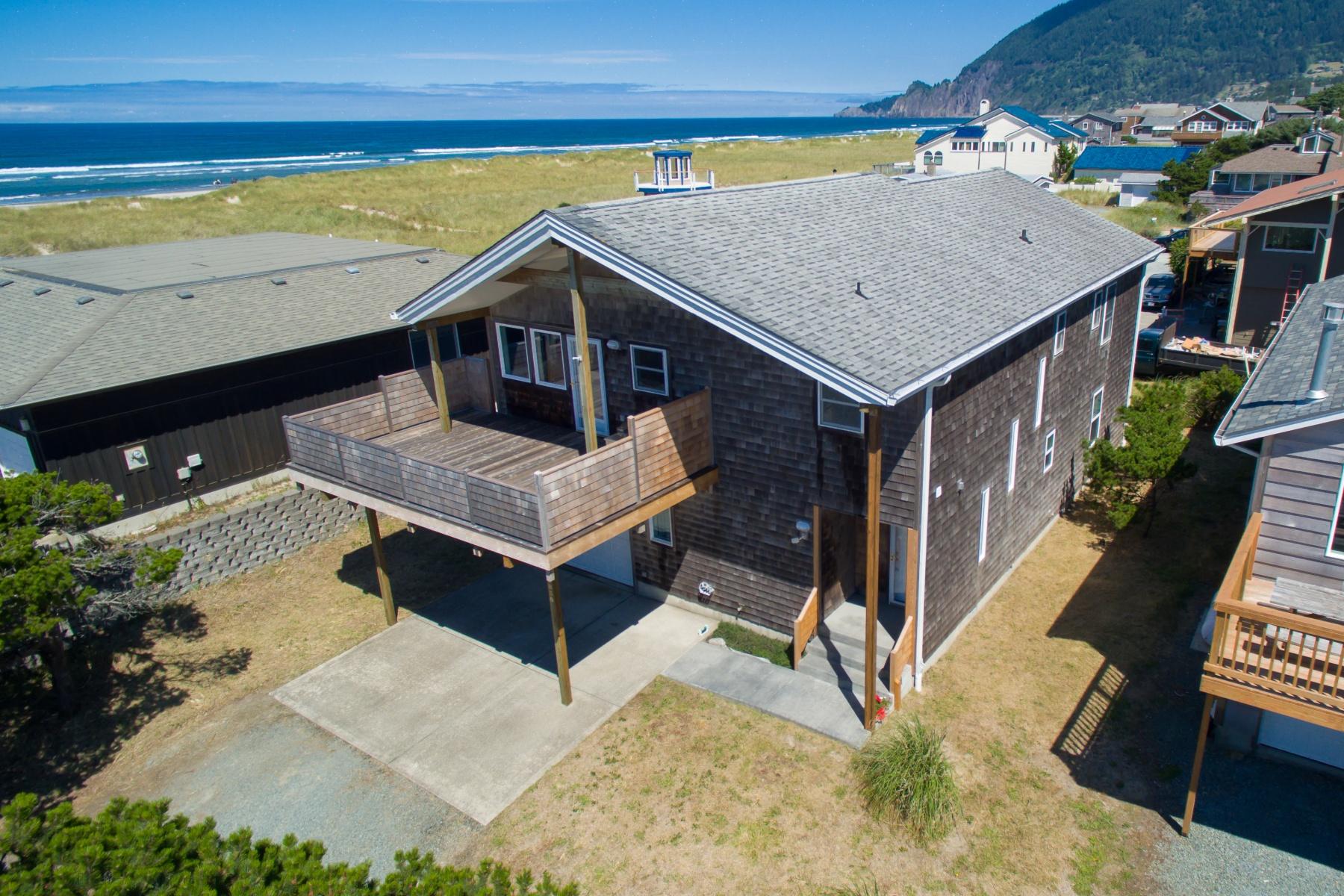 Einfamilienhaus für Verkauf beim 8830 WINDWARD LN, MANZANITA Manzanita, Oregon, 97130 Vereinigte Staaten