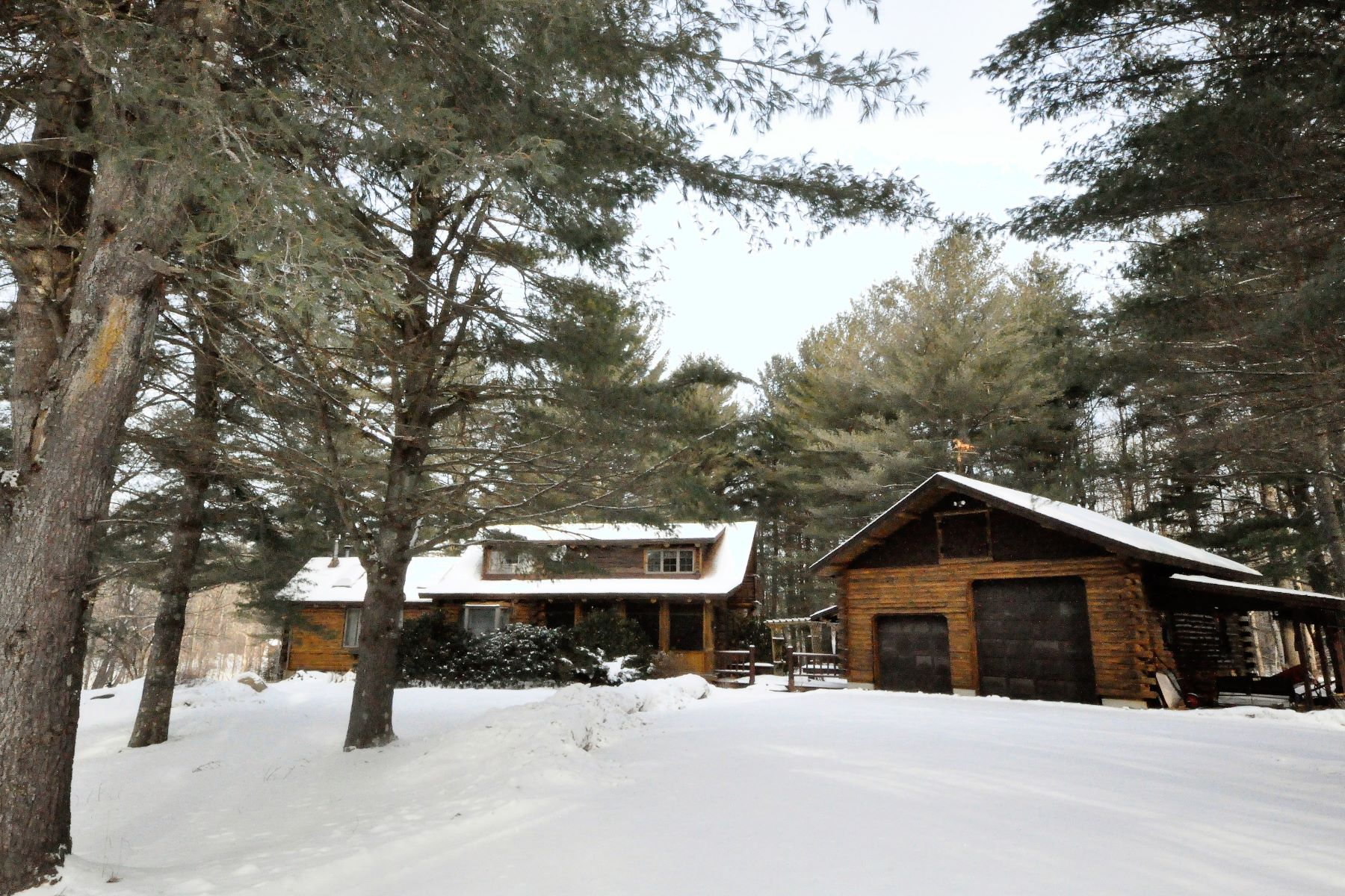 Single Family Home for Sale at Wonderful Country Escape 39 Mcmillan Rd Whitingham, Vermont, 05361 United States