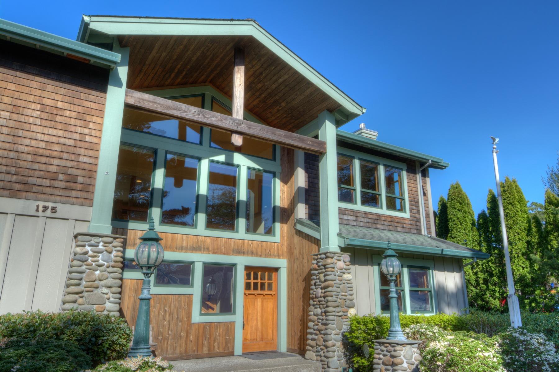 Single Family Home for Sale at 175 S FIFTH PL, MANZANITA, OR Manzanita, Oregon, 97130 United States