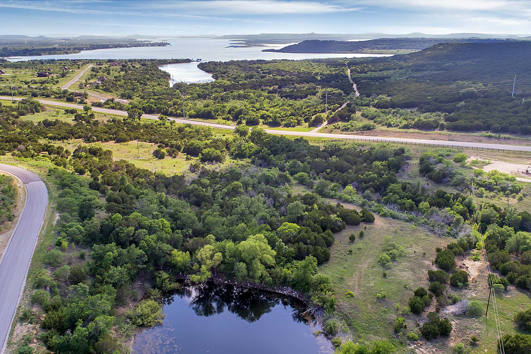 Land for Sale at Lake Lot Lot 502 Canyon Wren Graford, Texas 76449 United States