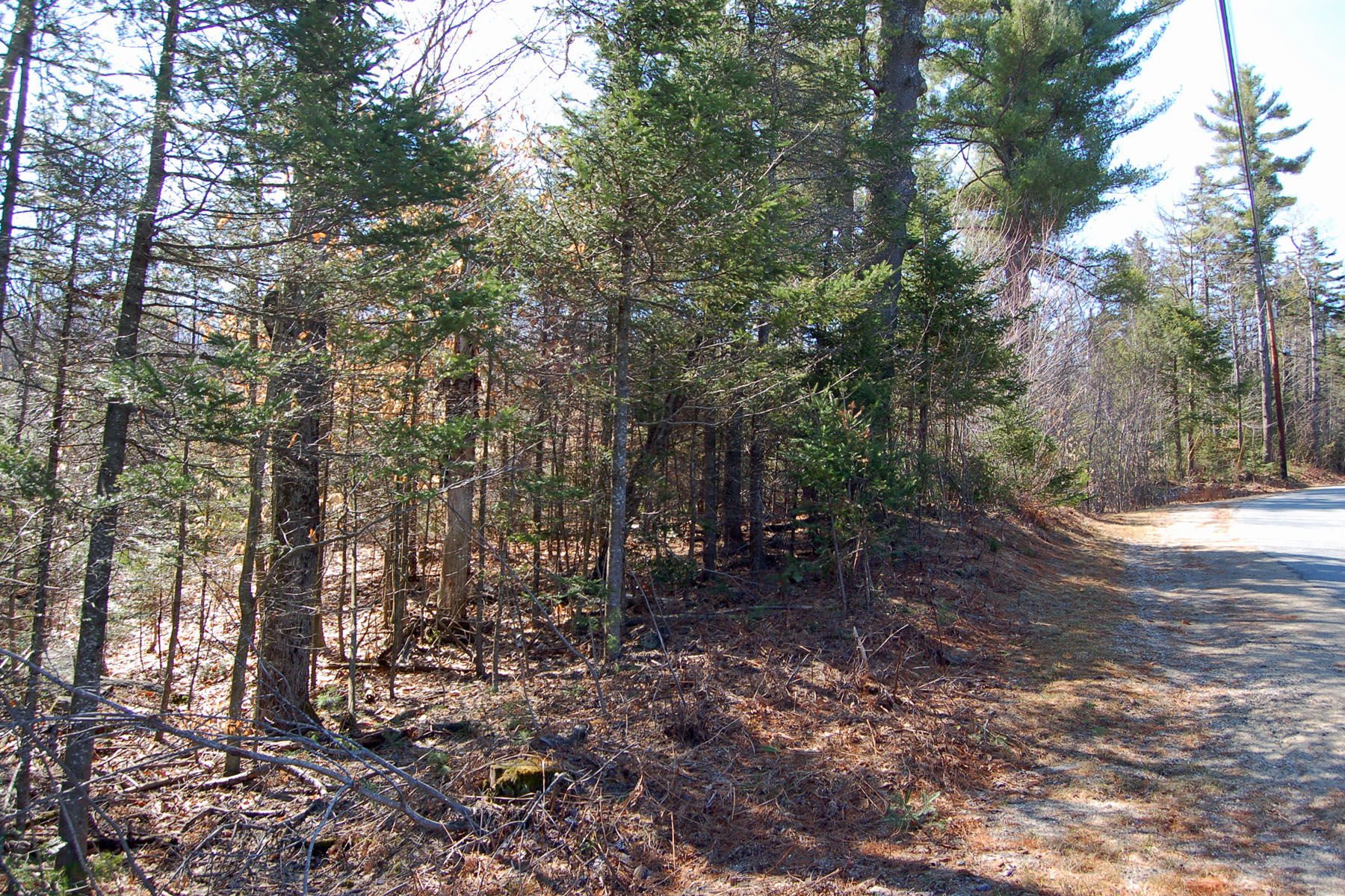 Terreno por un Venta en 5.1 Acre Building Lot 23 Summit Rd Sutton, Nueva Hampshire 03221 Estados Unidos