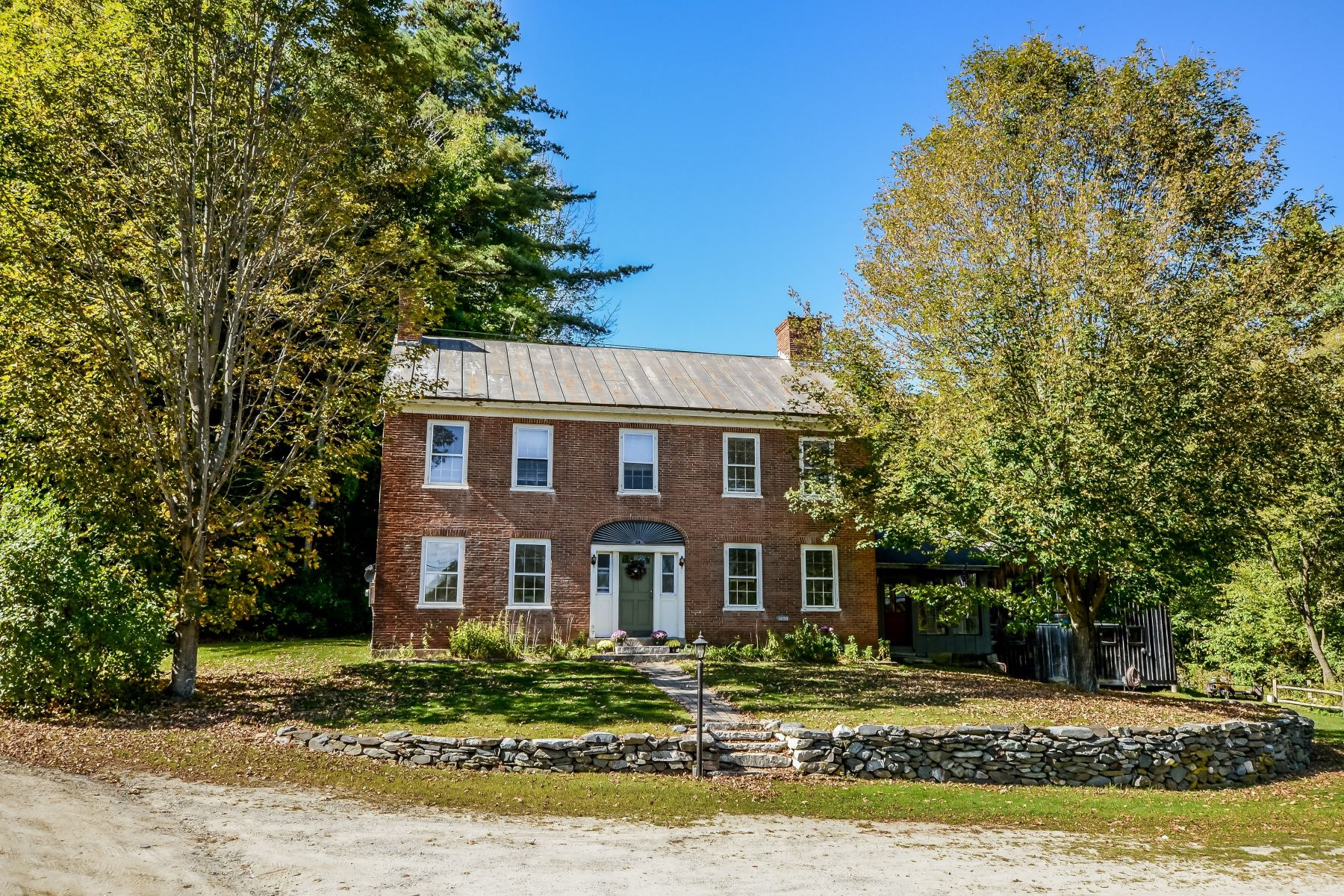Single Family Home for Sale at Updated 3 bedroom Colonial in Bradford 24 Roaring Brook, Bradford, Vermont, 05033 United States