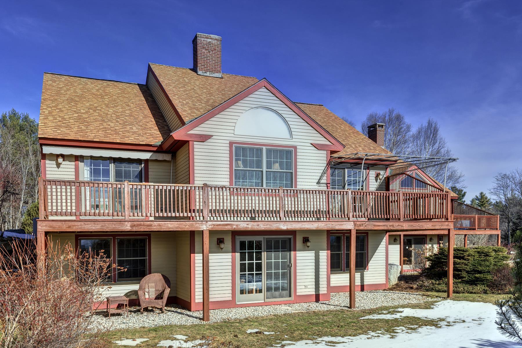 Maison unifamiliale pour l Vente à 31 Highland, New London New London, New Hampshire, 03257 États-Unis