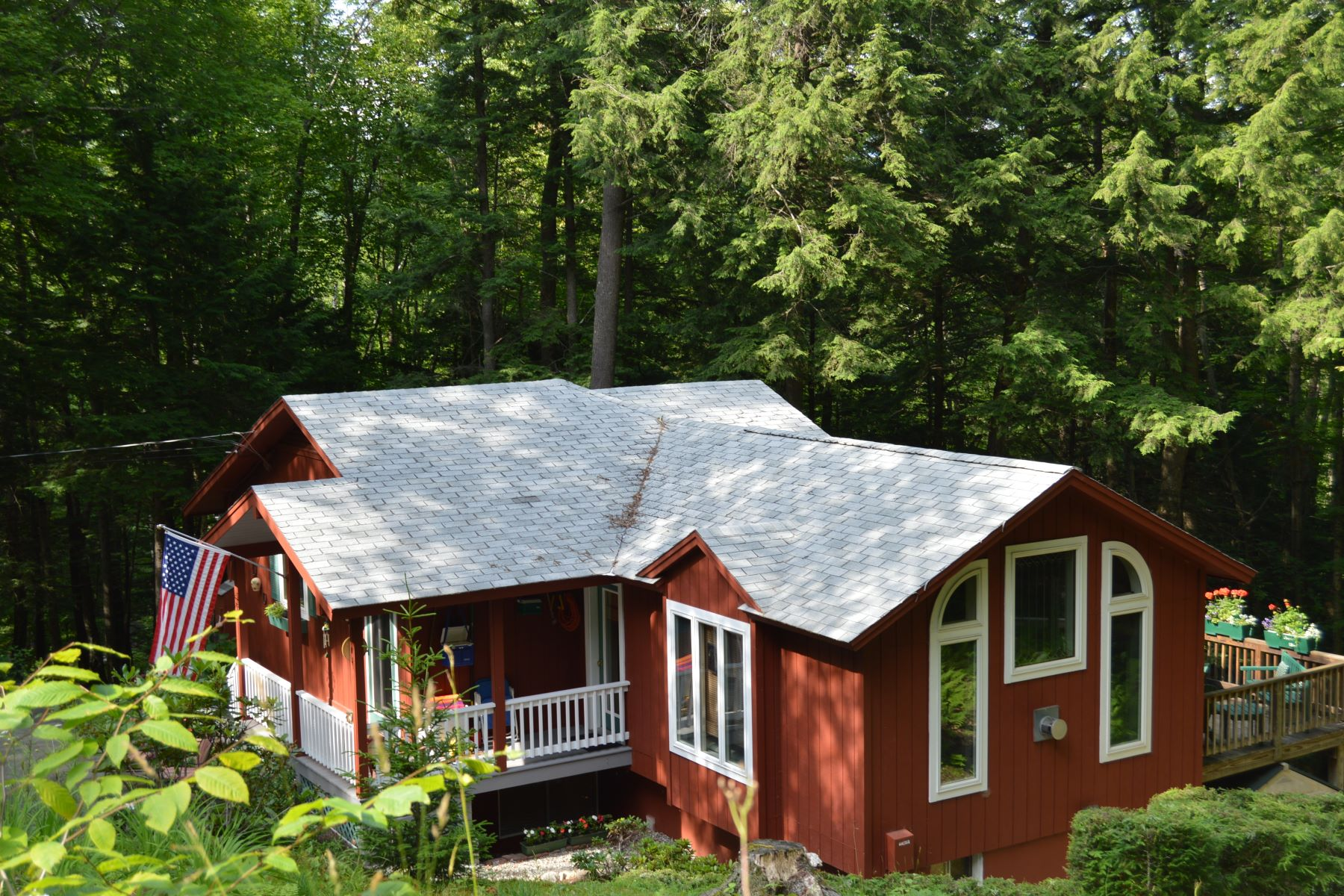 独户住宅 为 销售 在 75 Porcupine Ridge, New London 新伦敦, 新罕布什尔州, 03257 美国
