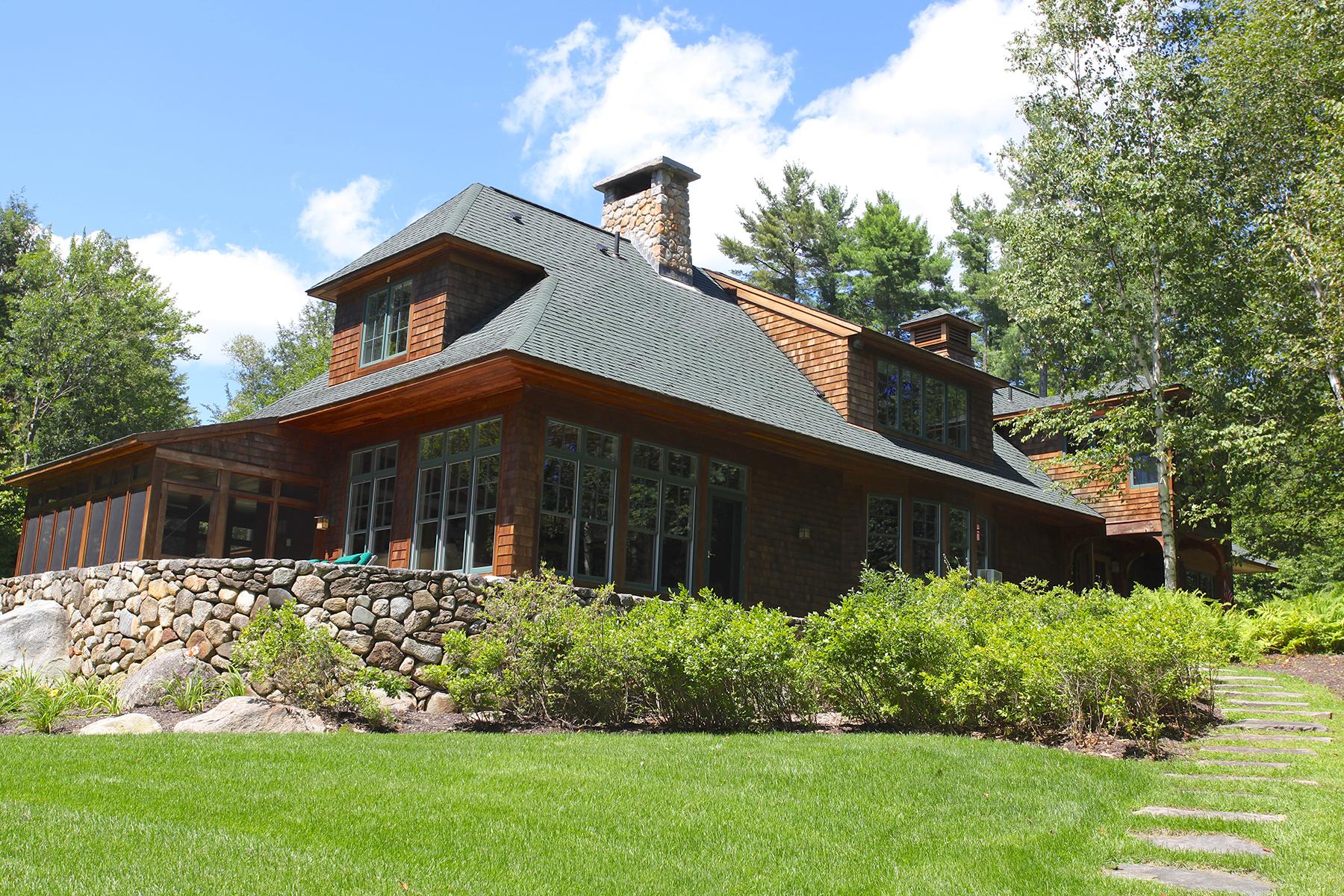 Single Family Home for Sale at 27 Burkehaven Lane, Sunapee 27 Burkehaven Ln Sunapee, New Hampshire, 03782 United States