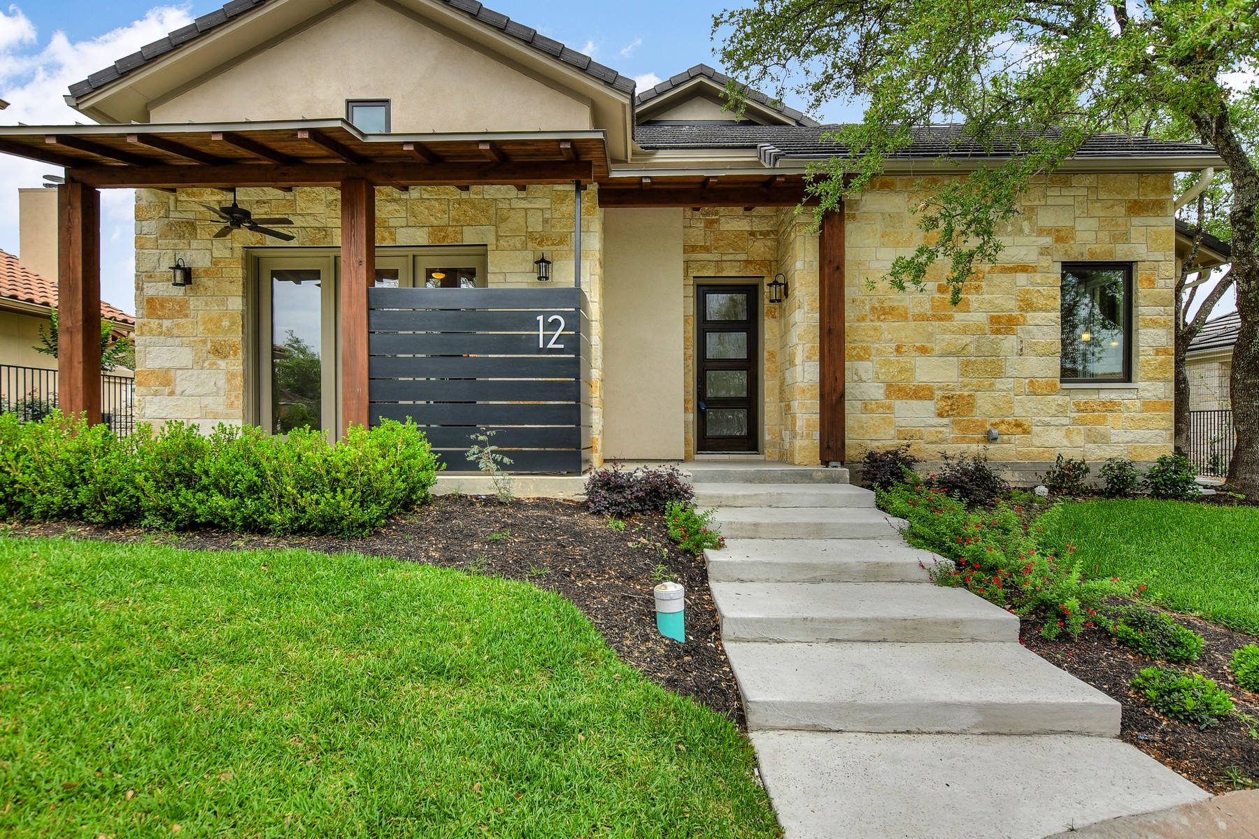 Single Family Home for Sale at Architect Designed in the Hills of Lakeway 12 Tourney Ln The Hills, Texas 78738 United States
