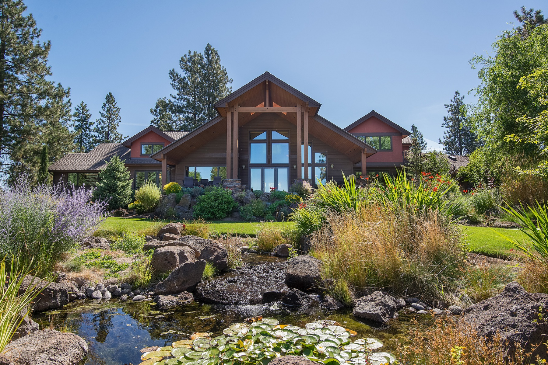 Maison unifamiliale pour l Vente à 60475 Sunset View Drive, BEND Bend, Oregon, 97702 États-Unis