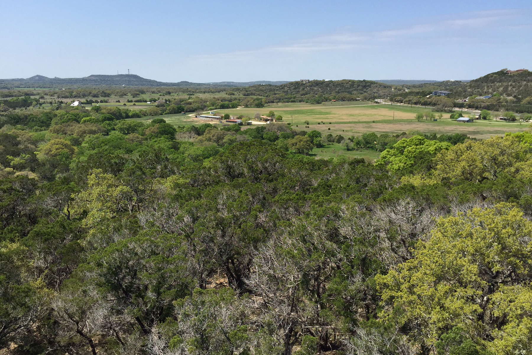 Hacienda / Granja / Rancho / Plantación por un Venta en 55+/- Acres in Bexar Co. 6780 FM 1863 Bulverde, Texas 78163 Estados Unidos