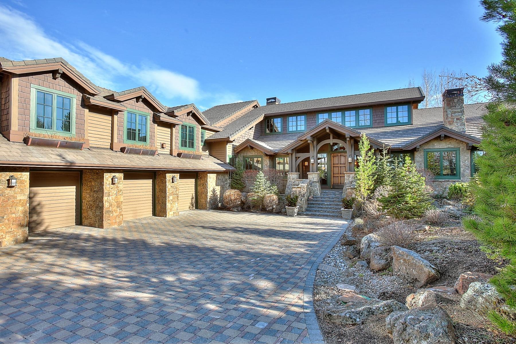 獨棟家庭住宅 為 出售 在 Broken Top Masterpiece 19256 Green Lakes Loop Bend, 俄勒岡州, 97702 美國