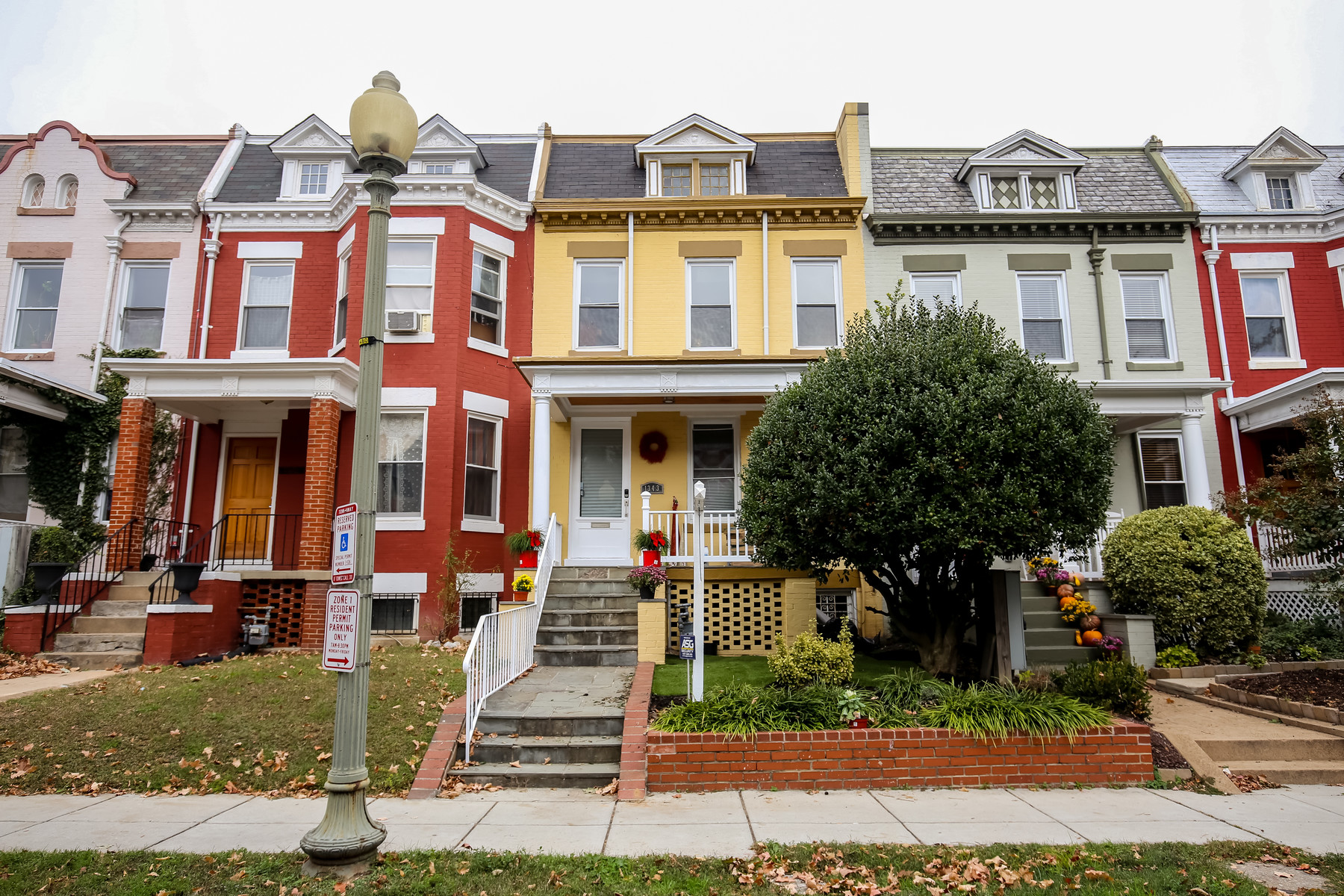 Townhouse for Sale at 1343 Perry Place Nw NW, Washington 1343 NW Perry Place Nw Columbia Heights, Washington, District Of Columbia, 20010 United States