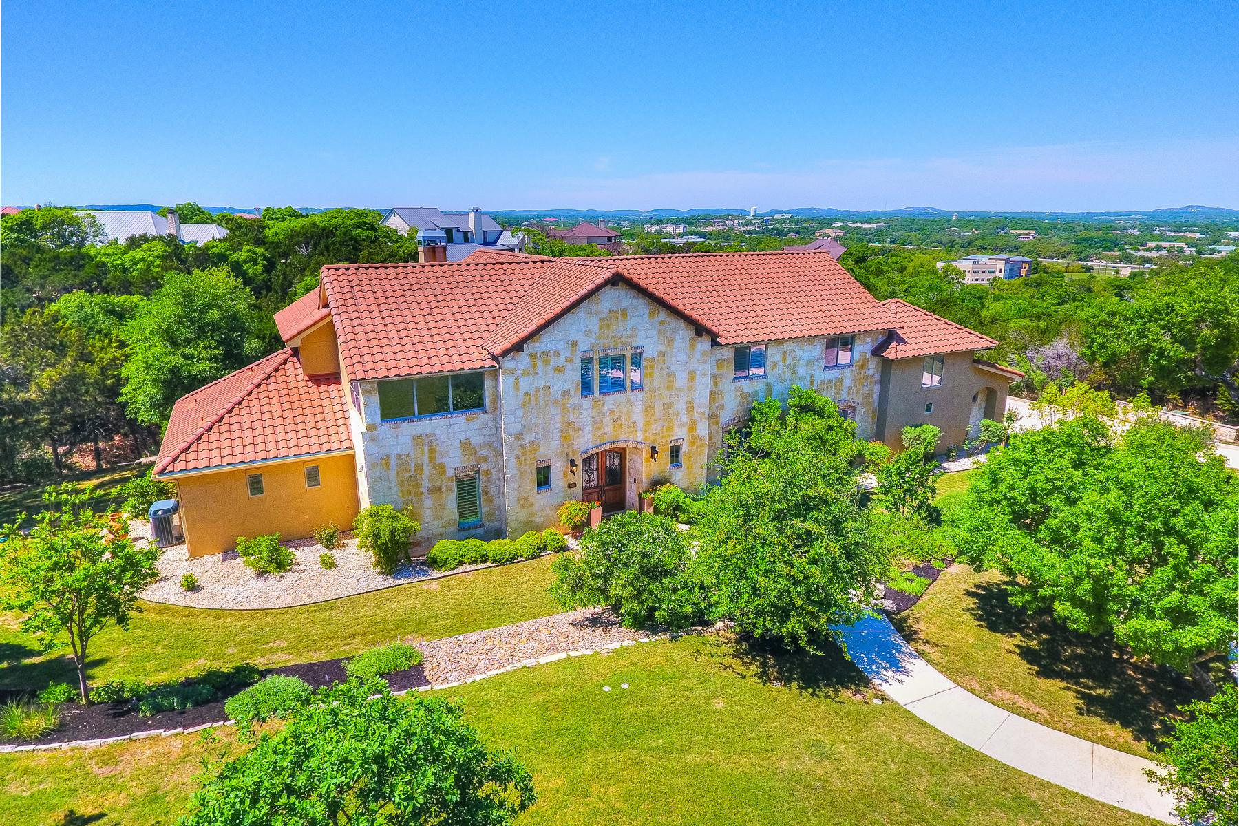 """Maison unifamiliale pour l Vente à """"The Paesano"""" in Menger Springs 108 Dobie Springs Boerne, Texas, 78006 États-Unis"""