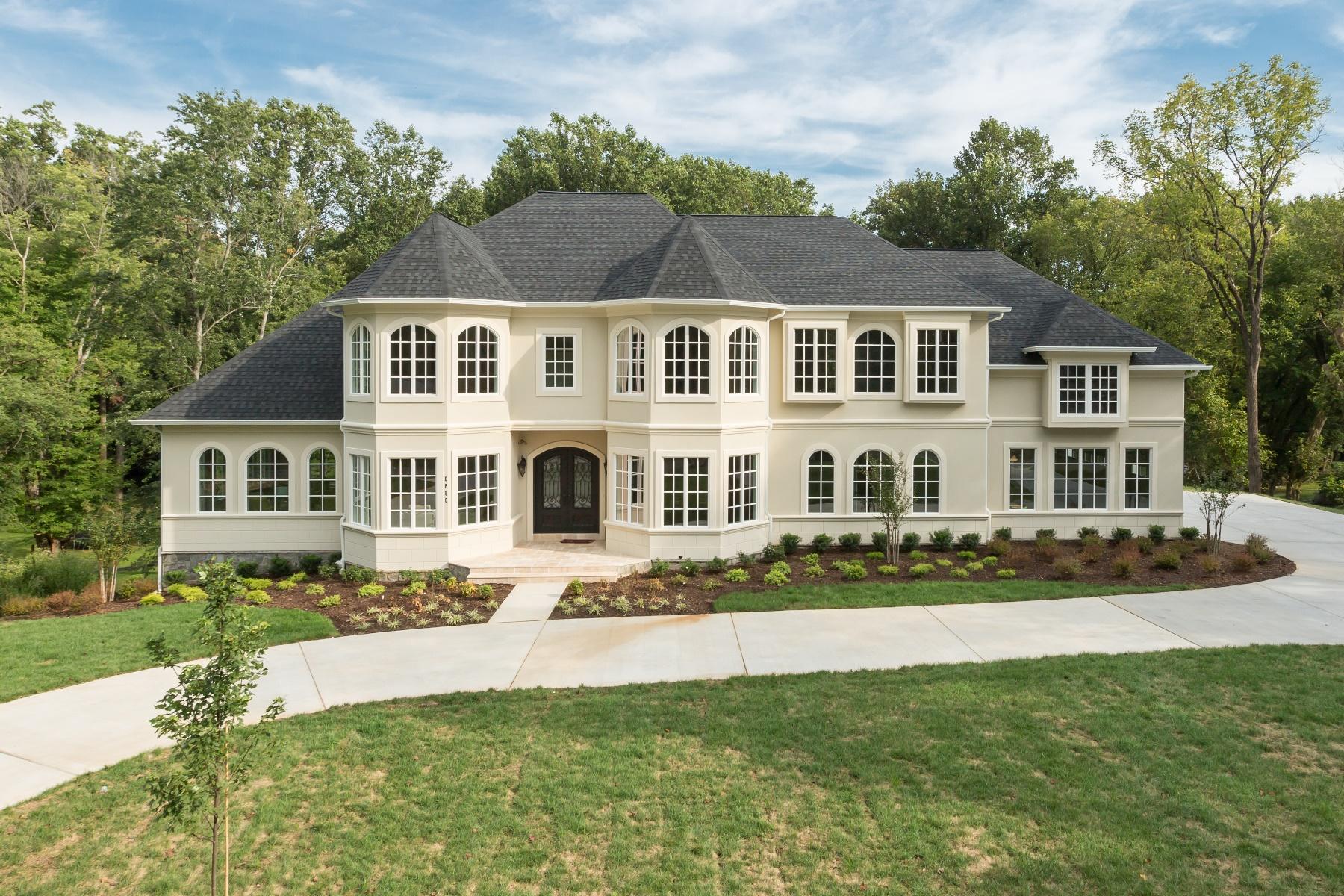 獨棟家庭住宅 為 出售 在 8560 Horseshoe Lane, Potomac 8560 Horseshoe Ln Potomac, 馬里蘭州 20854 美國
