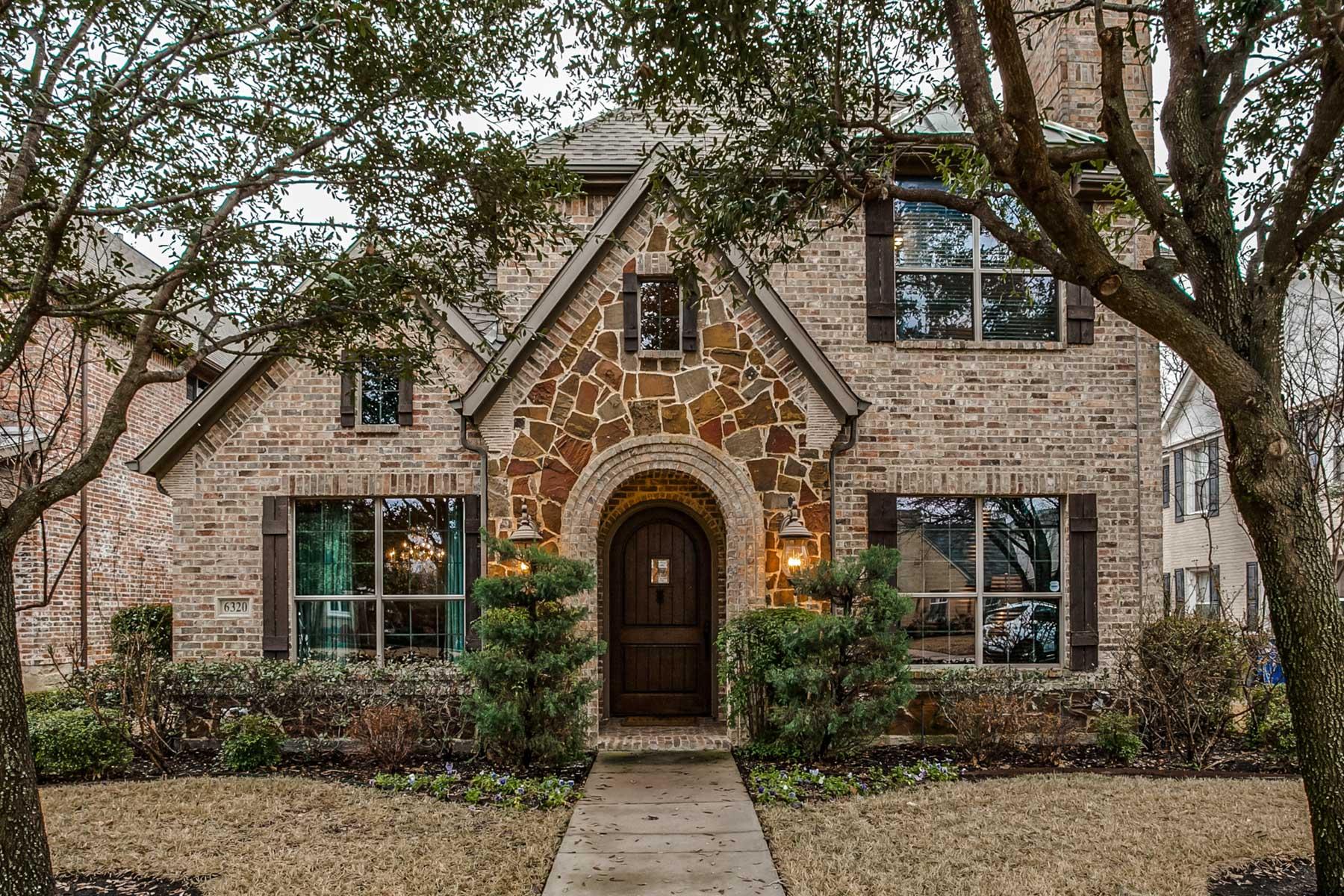 Casa para uma família para Venda às 6320 Llano, Dallas Dallas, Texas, 75214 Estados Unidos
