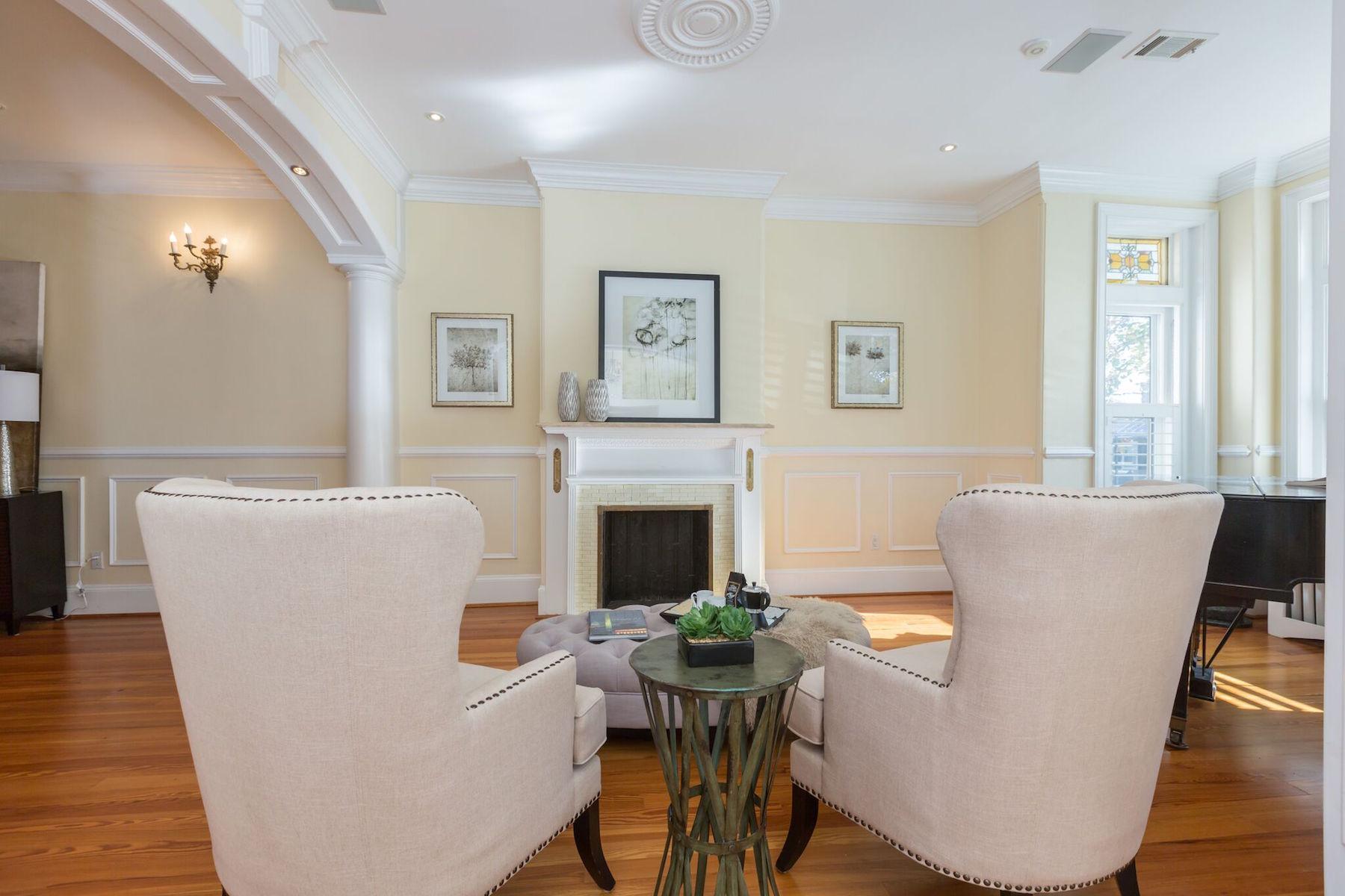 Additional photo for property listing at 2715 P Street Nw, Washington  Washington, District Of Columbia 20007 United States