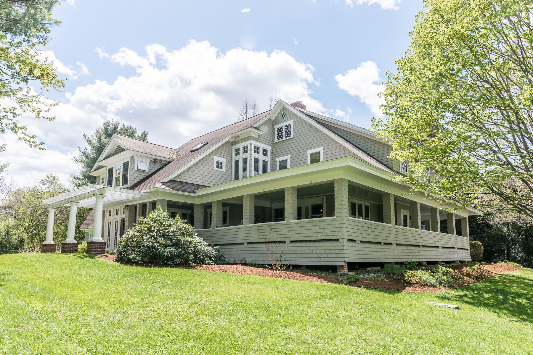 Maison unifamiliale pour l Vente à 17 Rope Ferry Rd, Hanover Hanover, New Hampshire, 03755 États-Unis