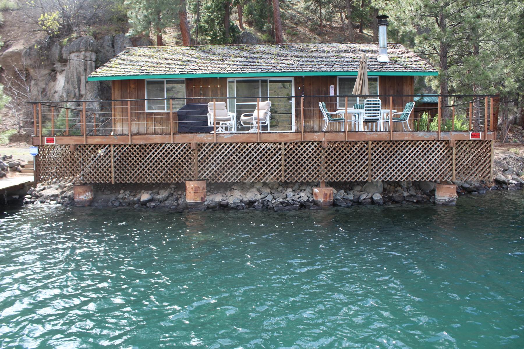 独户住宅 为 销售 在 Lake Front Cabin - 85% Share 2900 SW Street Crk 卡尔弗, 俄勒冈州, 97734 美国
